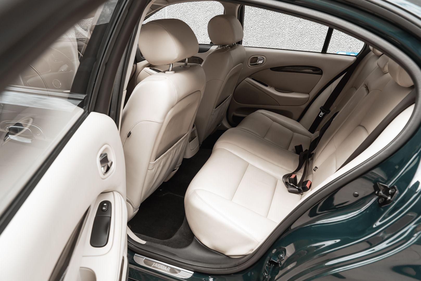 2002 Jaguar S-Type R 4.2 V8 81180