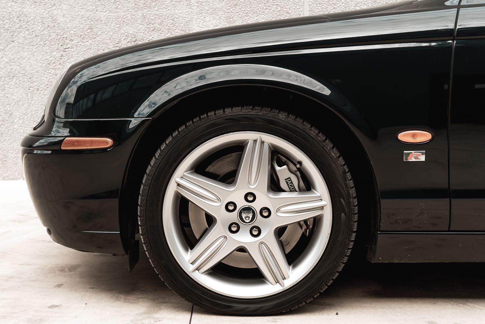 2002 Jaguar S-Type R 4.2 V8 81170