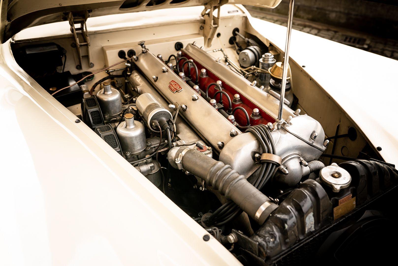 1955 Jaguar XK140 FHC SE 60916