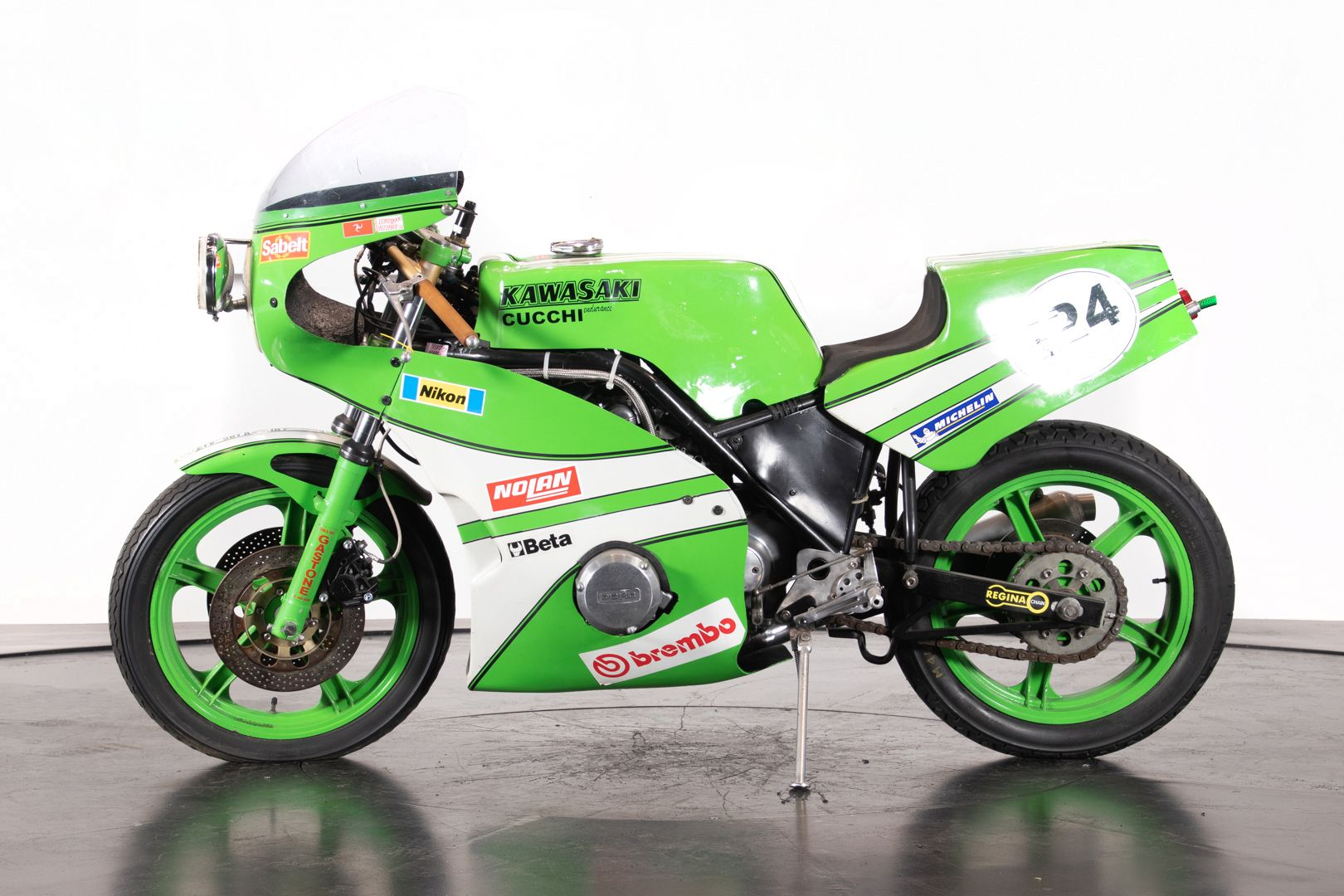 1977 Kawasaki Cucchi 1200 74841