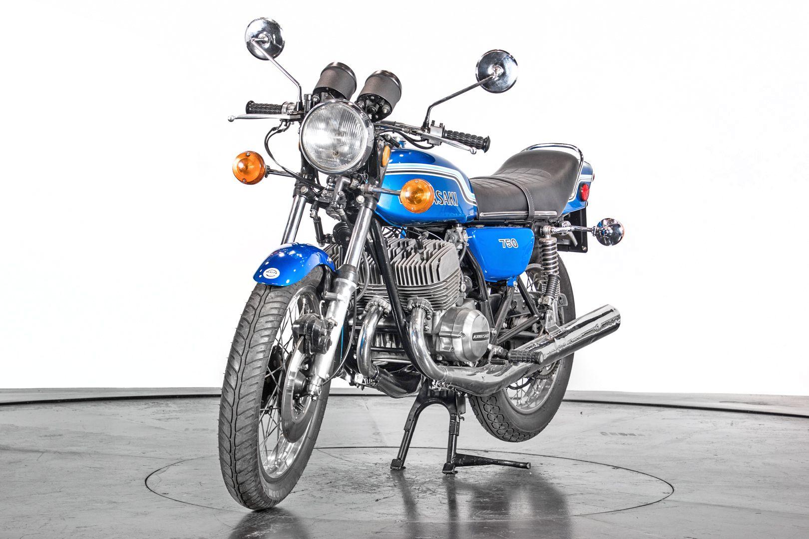 1972 KAWASAKI 750 MACH IV 75355