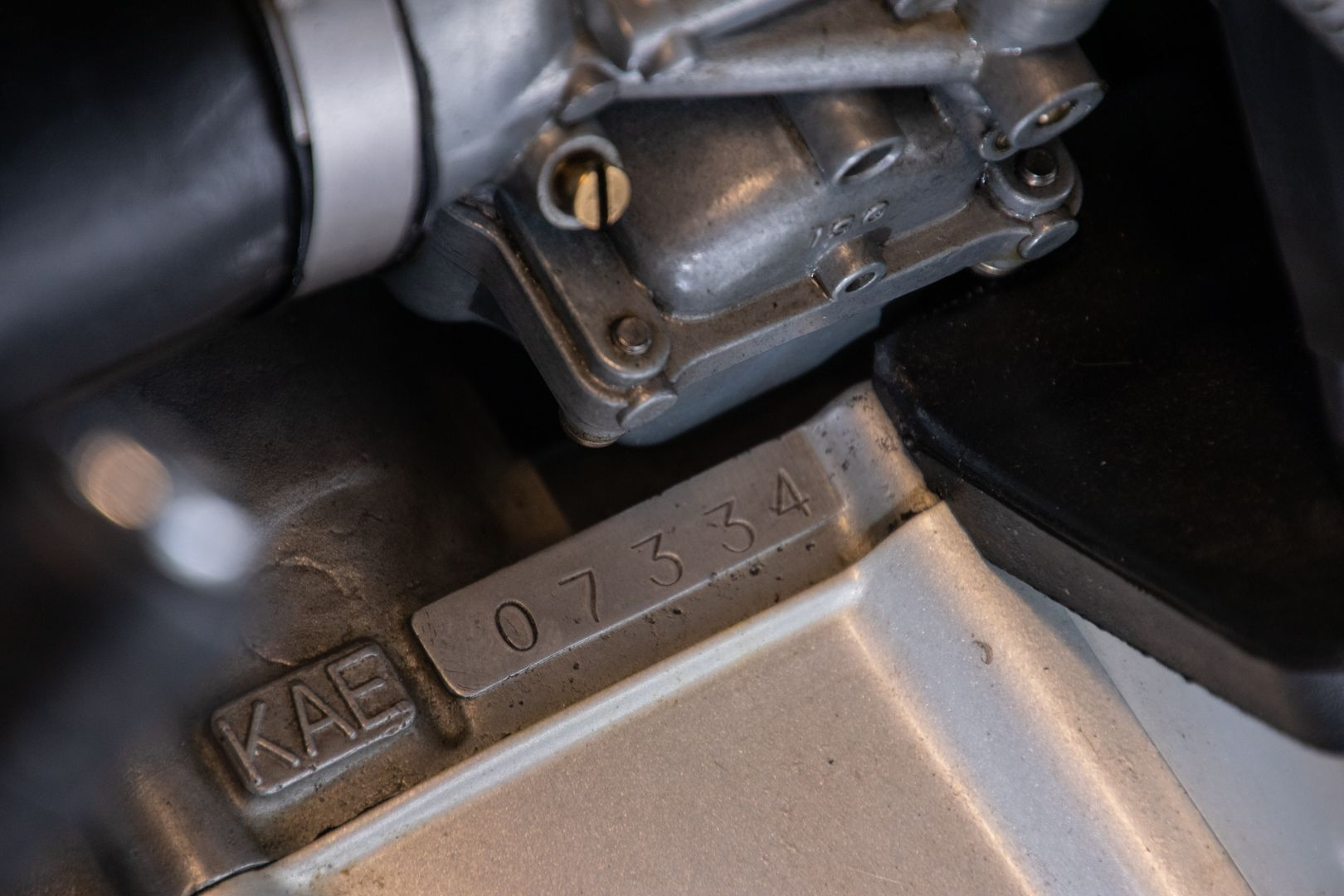 1970 Kawasaki 500 H1 44387