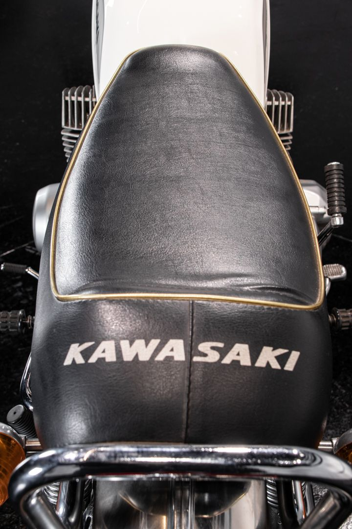 1970 Kawasaki Mach III H1 500 62085