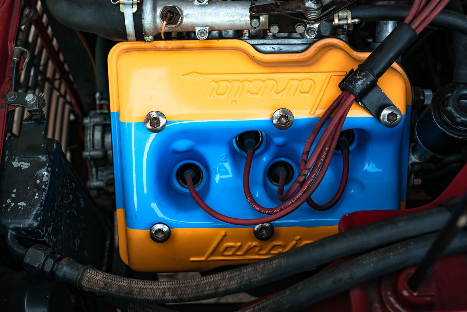 1968 Lancia Fulvia HF 1300 Rally 70704