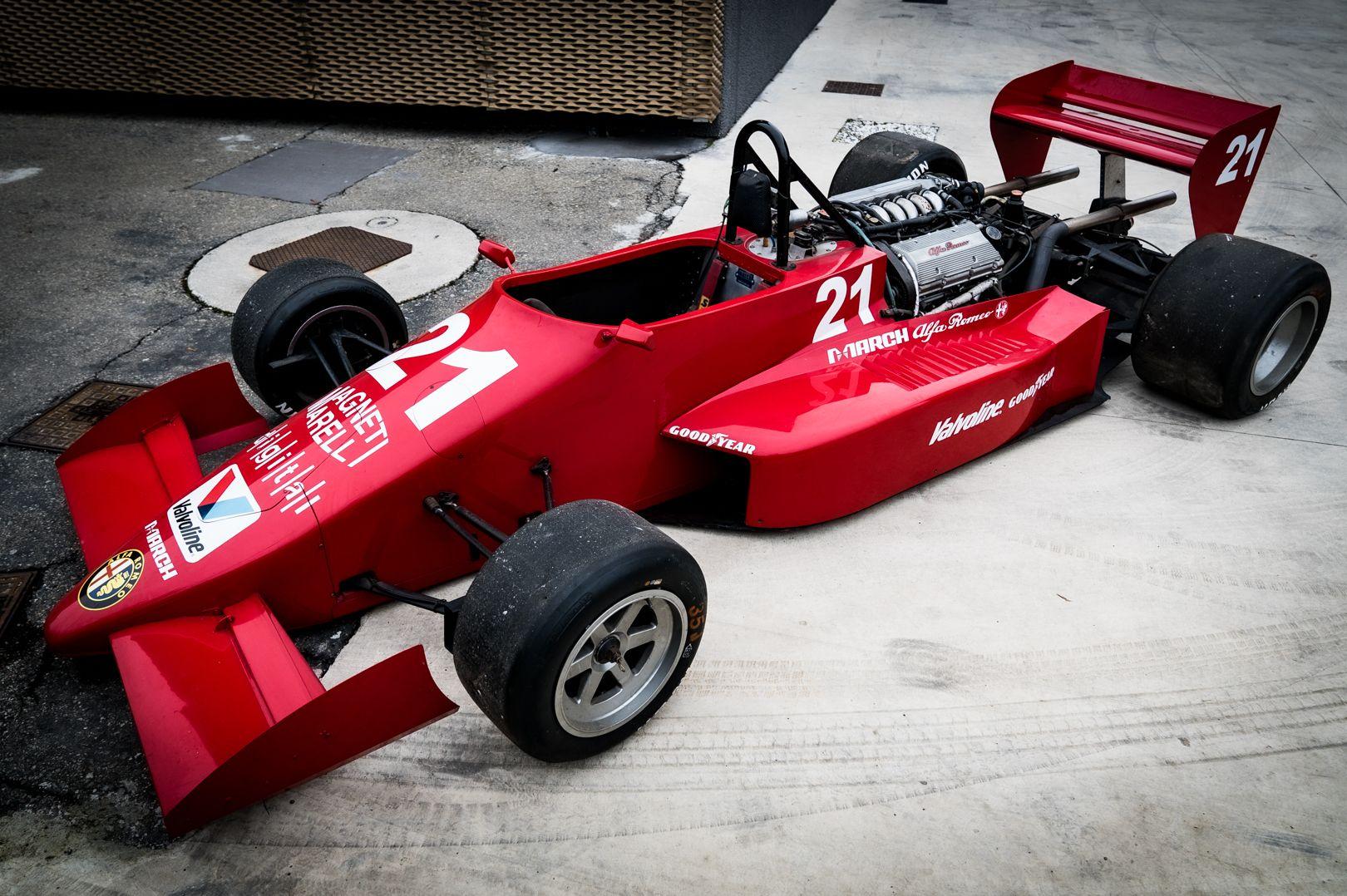 1985 March F3000 85B-16 60184