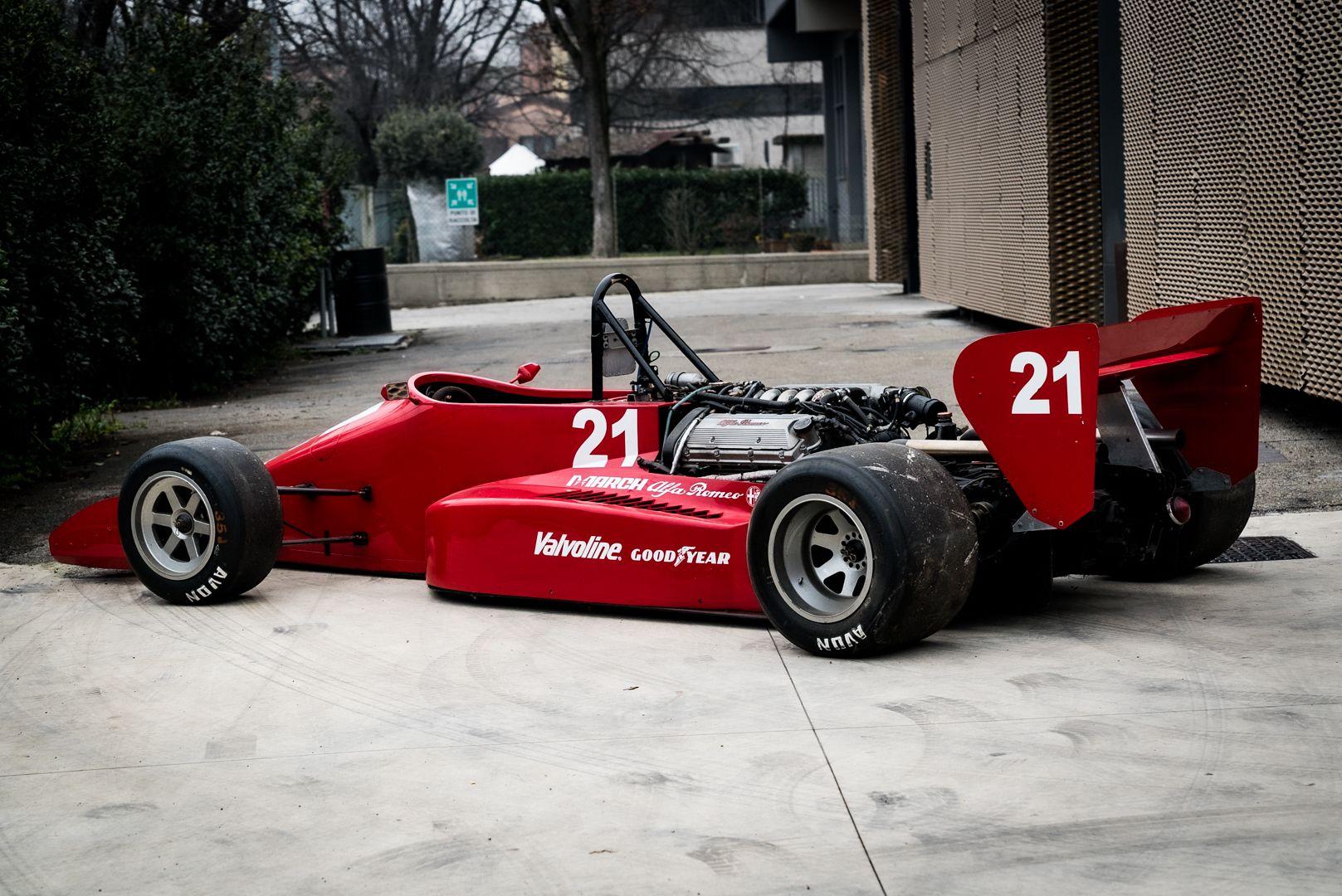 1985 March F3000 85B-16 60168