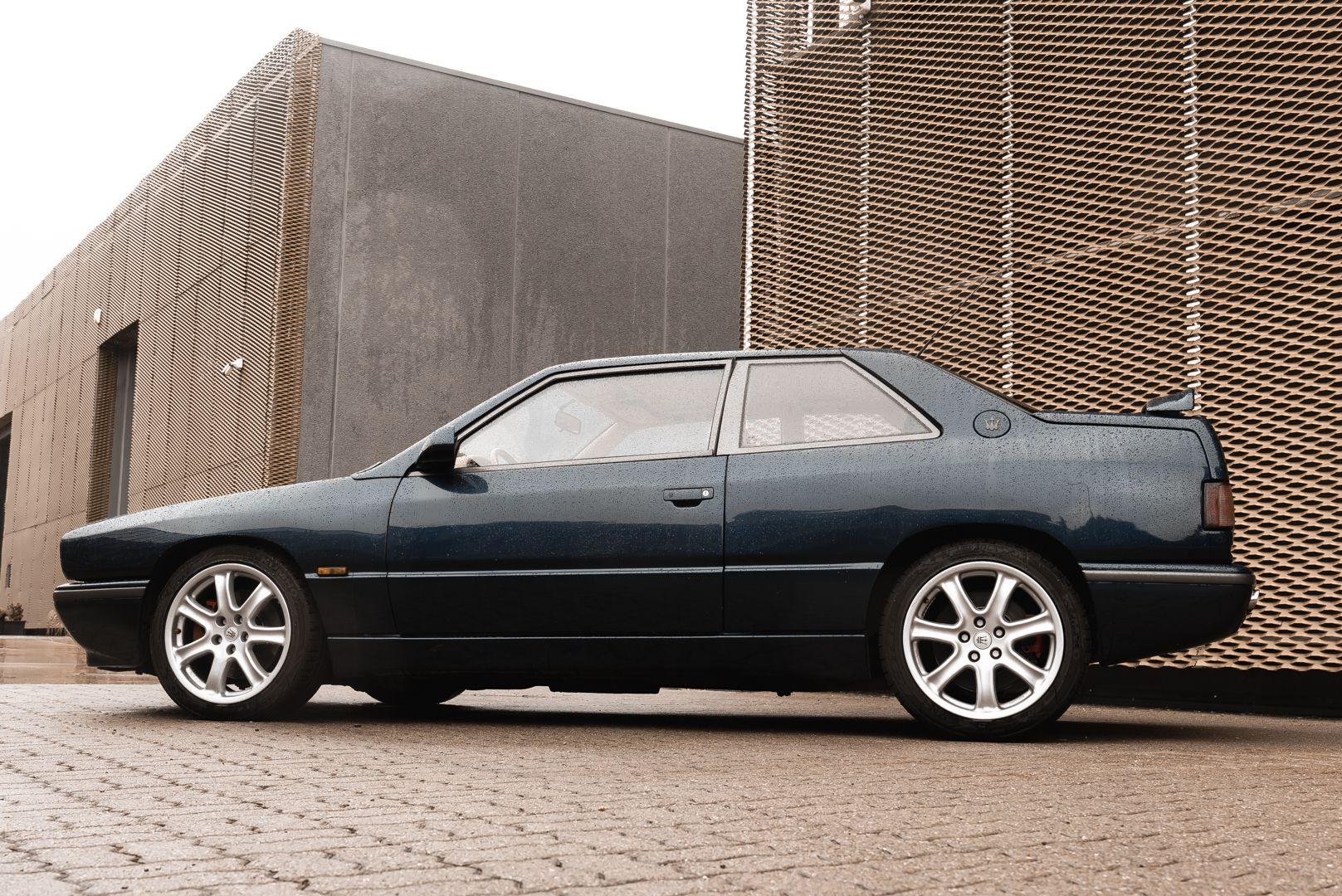 1992 Maserati Ghibli 81390
