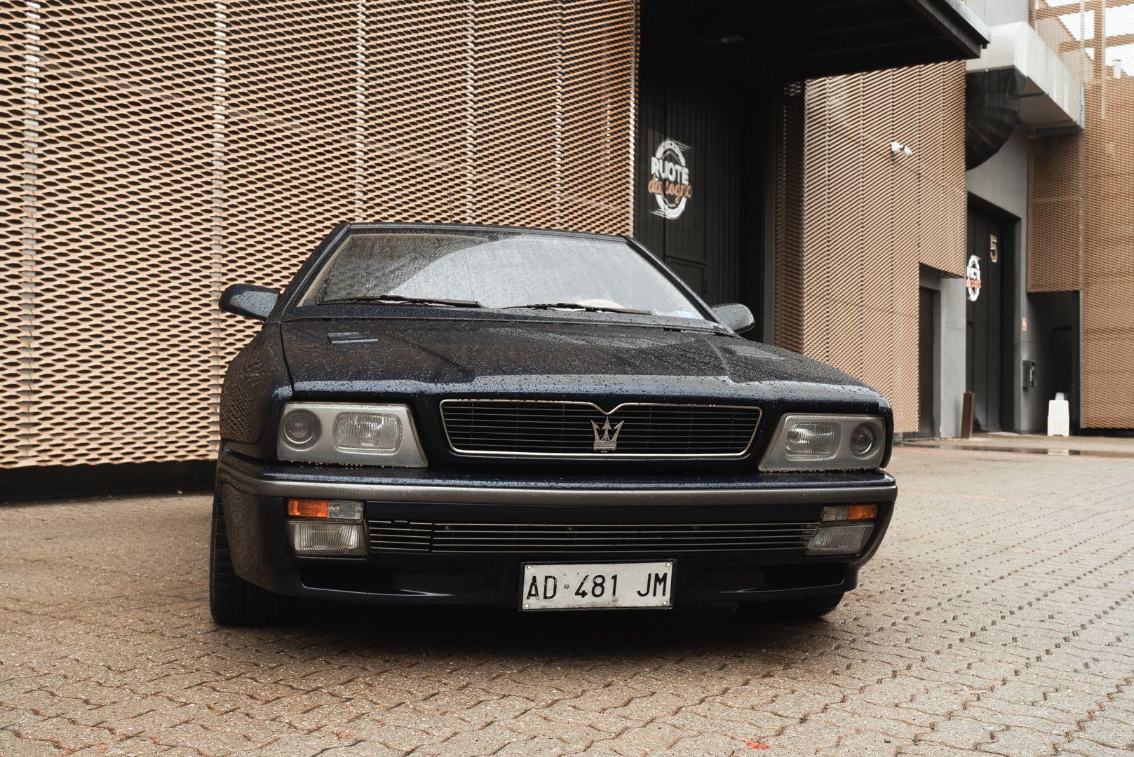 1992 Maserati Ghibli 81385