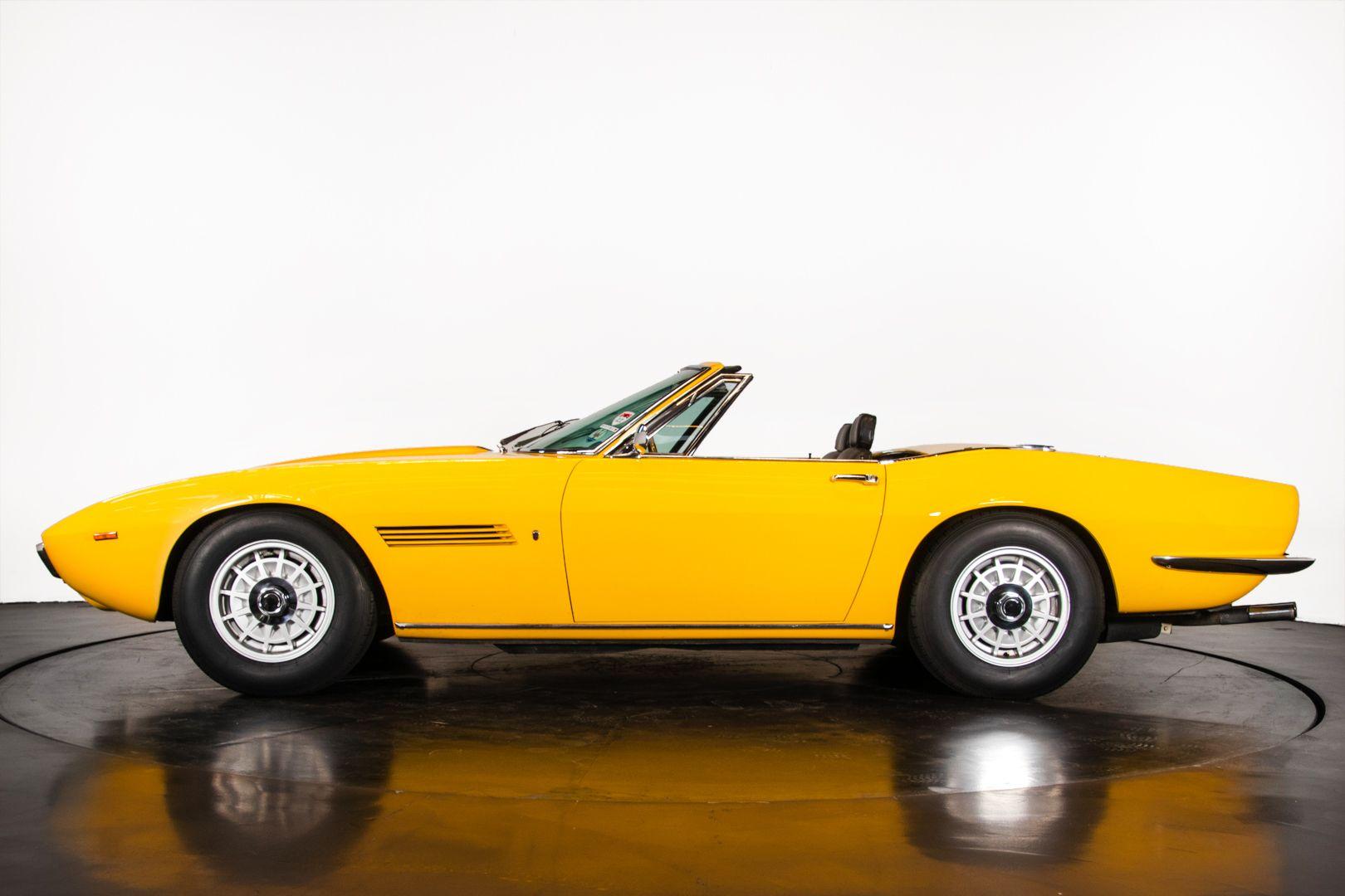 Maserati Ghibli Spider 23120