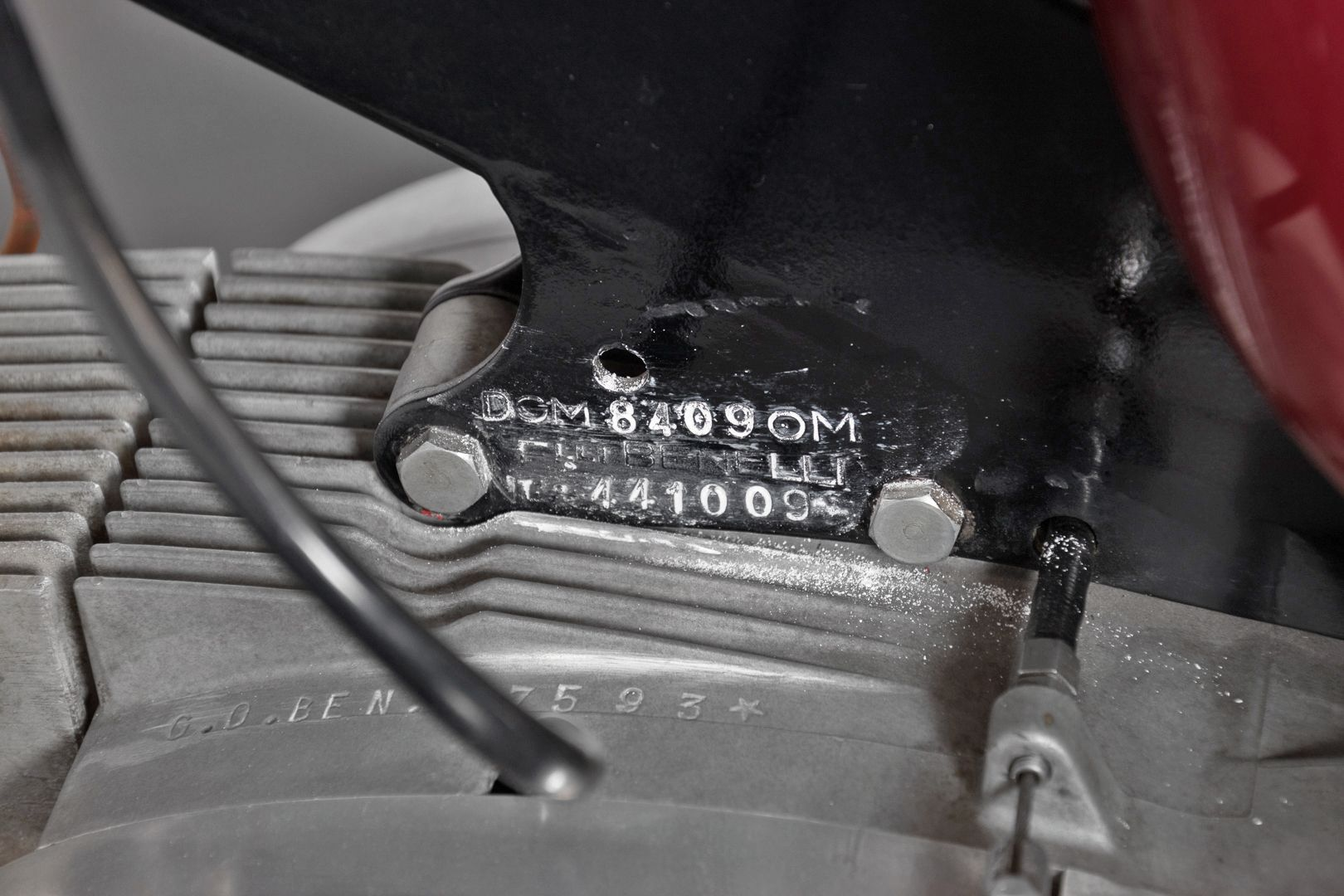 1968 MotoBi Sport Special  75045