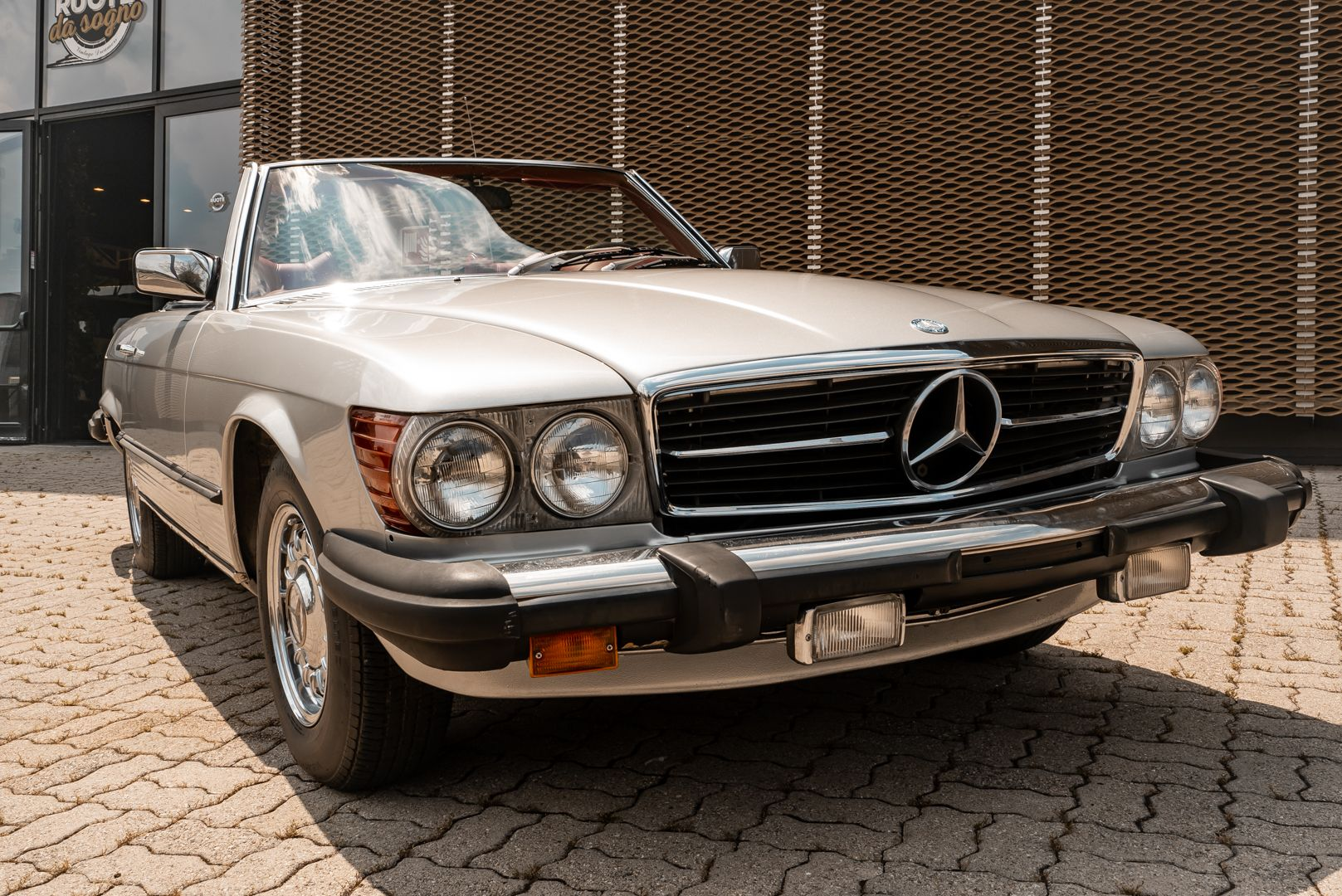 1977 Mercedes-Benz SL 450 73667