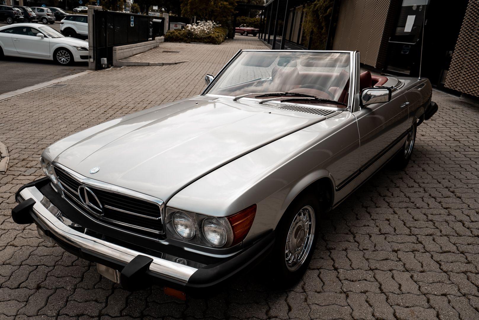 1977 Mercedes-Benz SL 450 73669