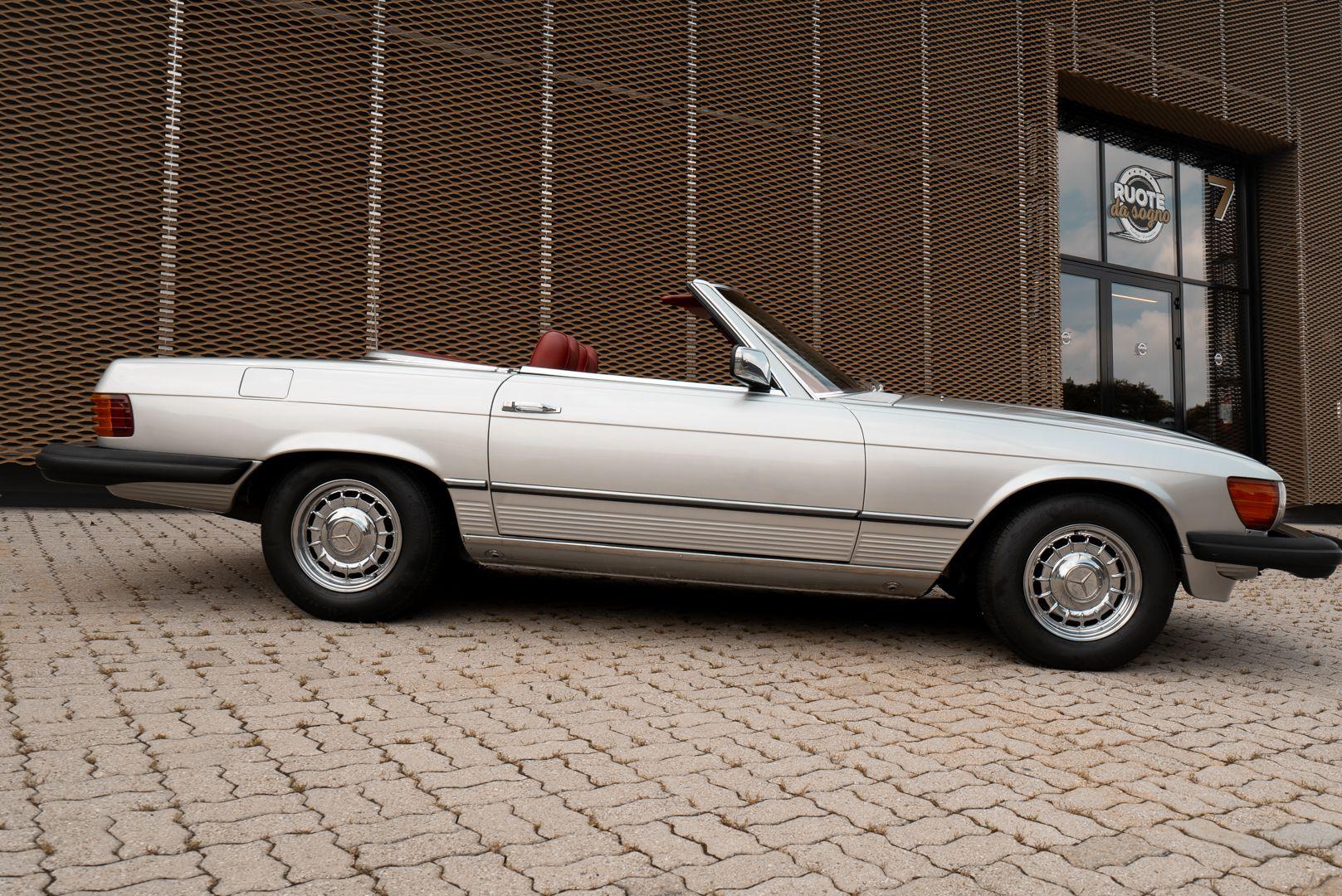 1977 Mercedes-Benz SL 450 73663