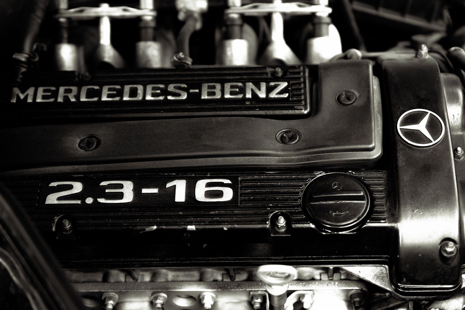 1985 Mercedes-Benz 190E 2.3-16 71368