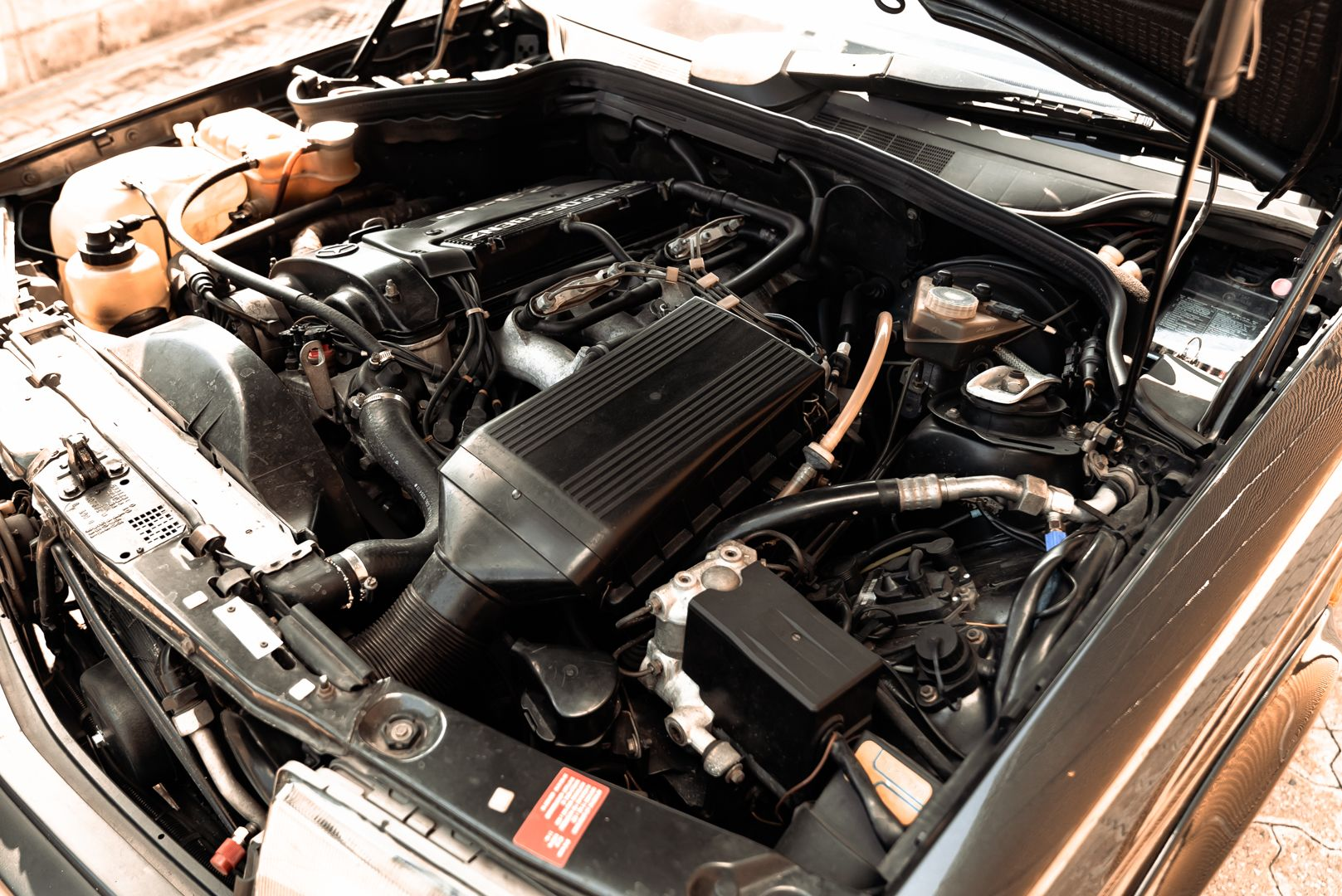 1985 Mercedes-Benz 190E 2.3-16 71370
