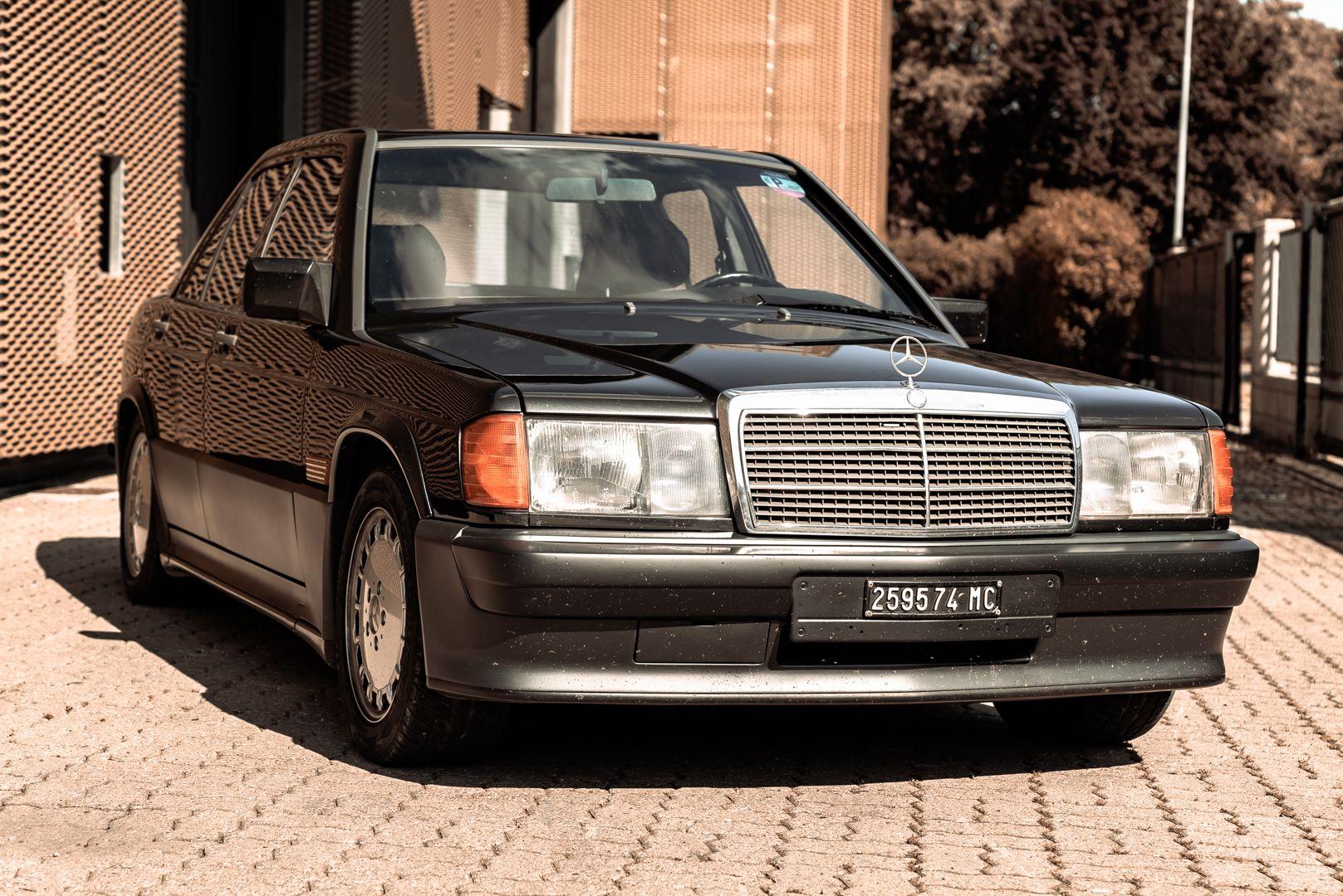 1985 Mercedes-Benz 190E 2.3-16 71339