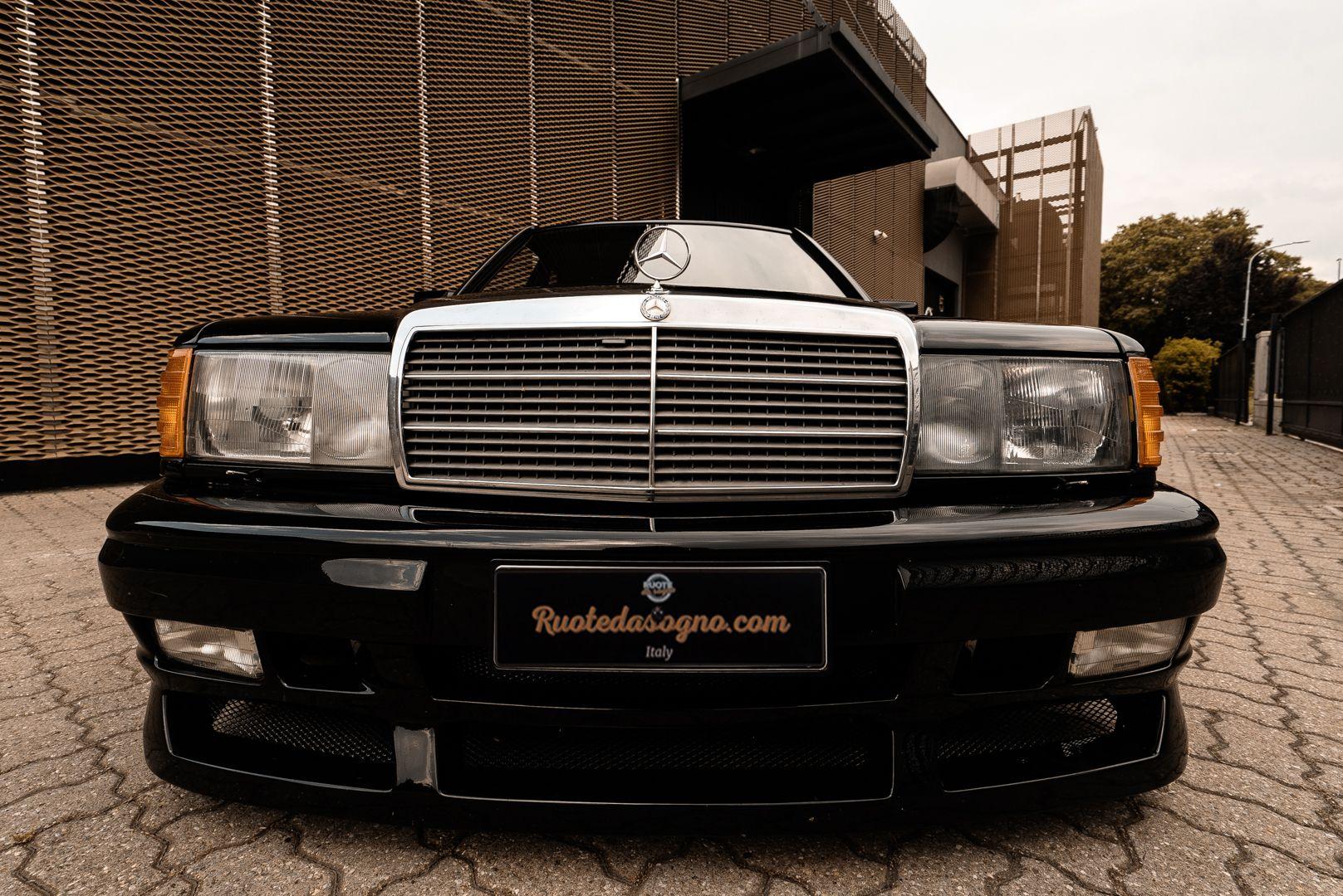 1985 Mercedes-Benz 190E 2.3-16 73509