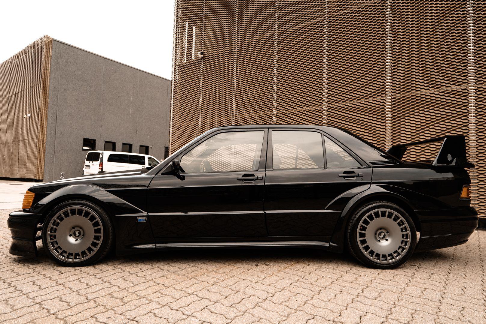 1985 Mercedes-Benz 190E 2.3-16 73511