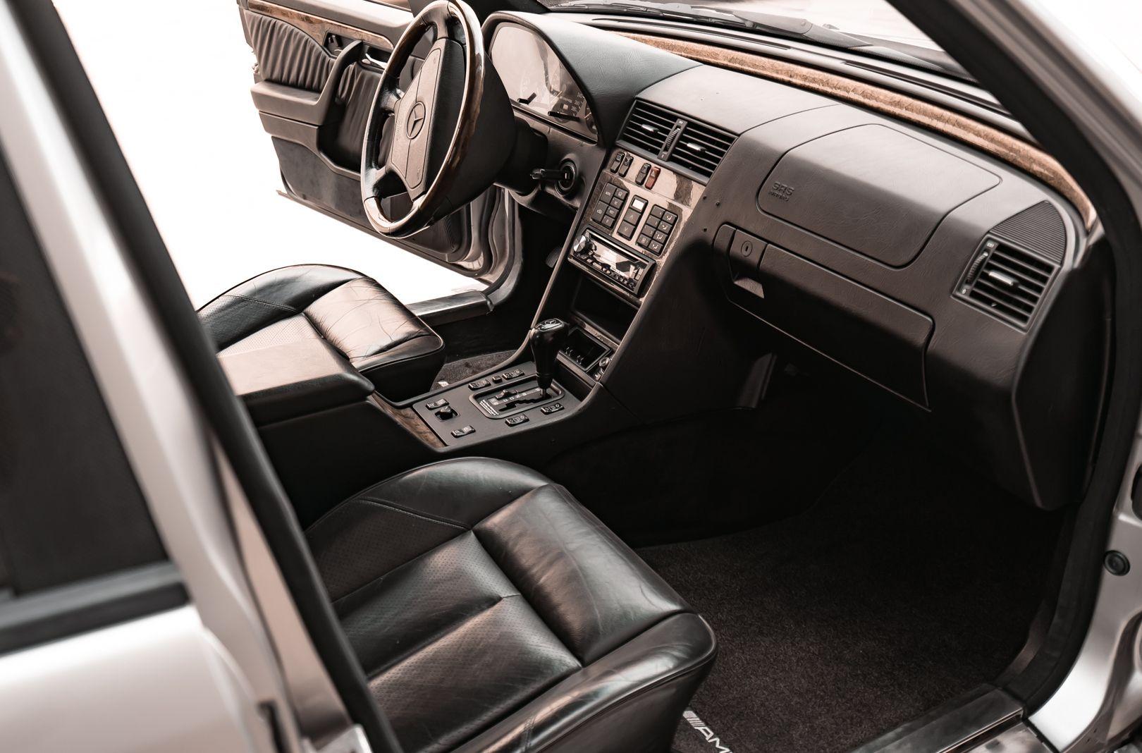 1995 Mercedes Benz C36 AMG 75815