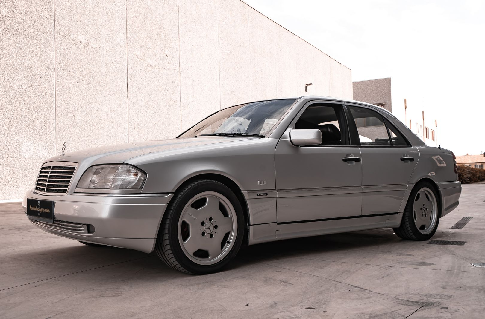 1995 Mercedes Benz C36 AMG 75804