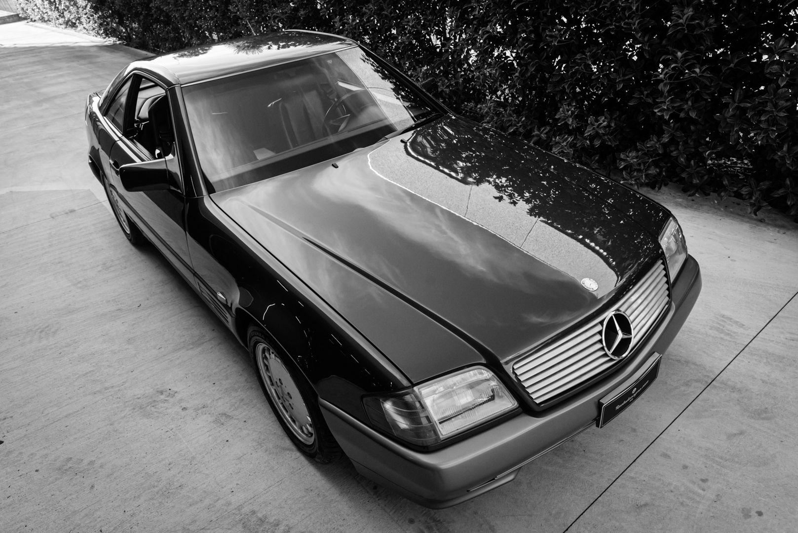 1992 Mercedes Benz 300 SL 24 V 80611