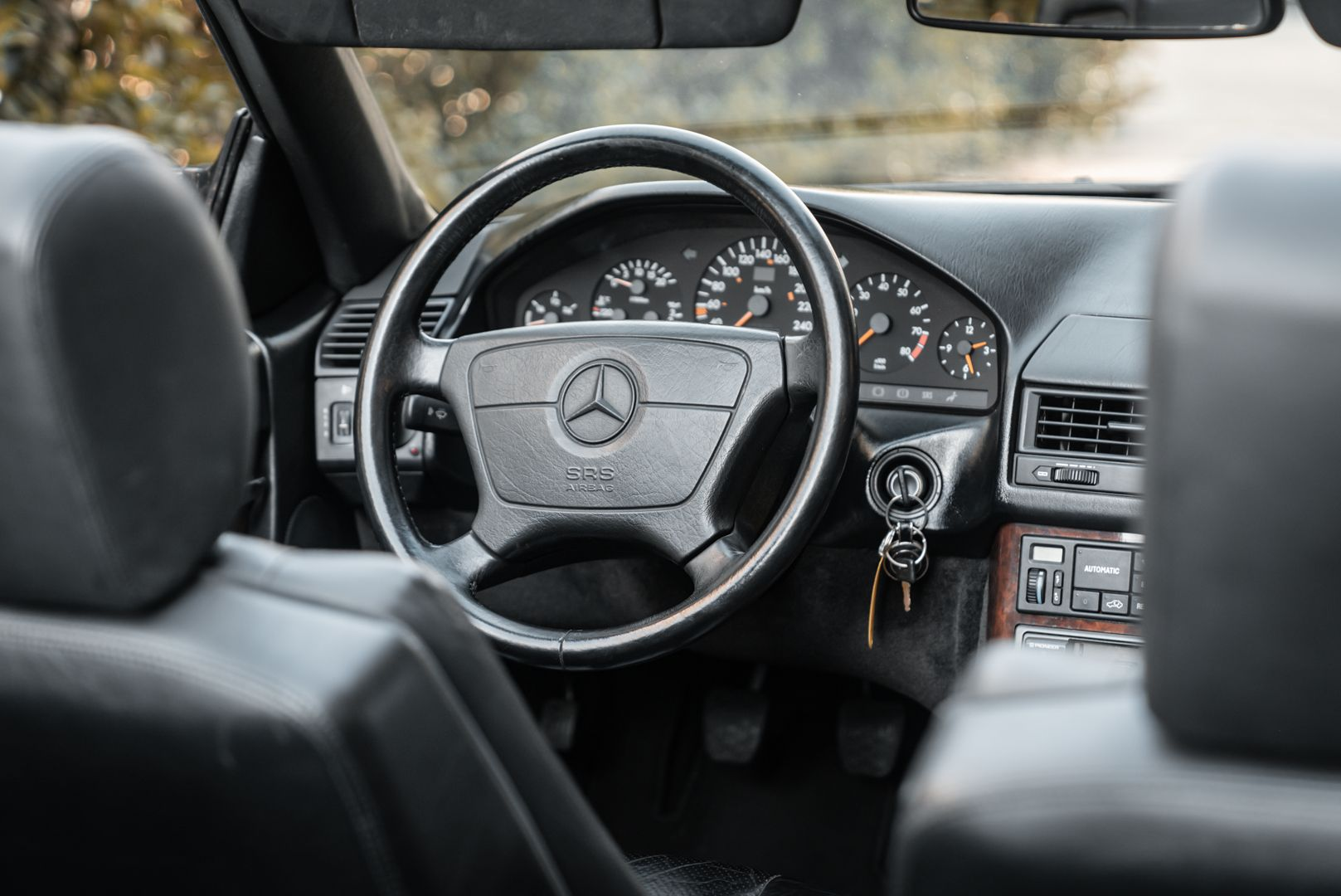1992 Mercedes Benz 300 SL 24 V 80642