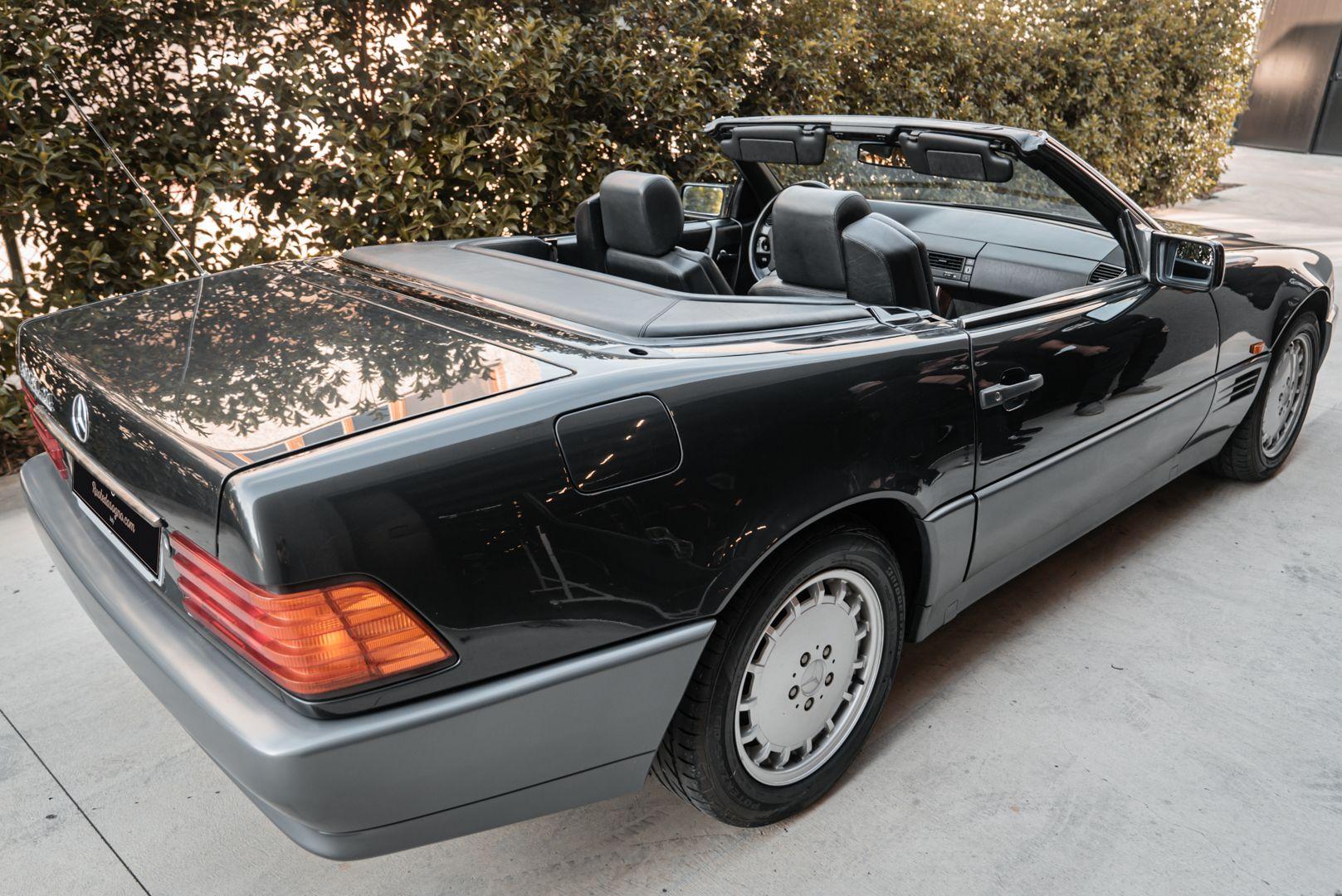 1992 Mercedes Benz 300 SL 24 V 80601