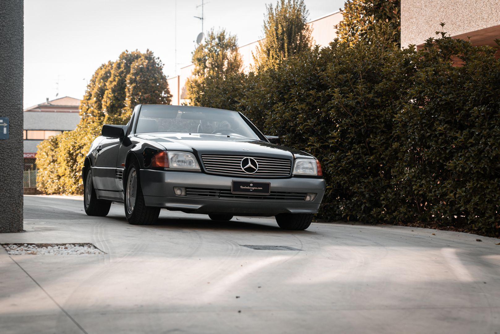 1992 Mercedes Benz 300 SL 24 V 80602