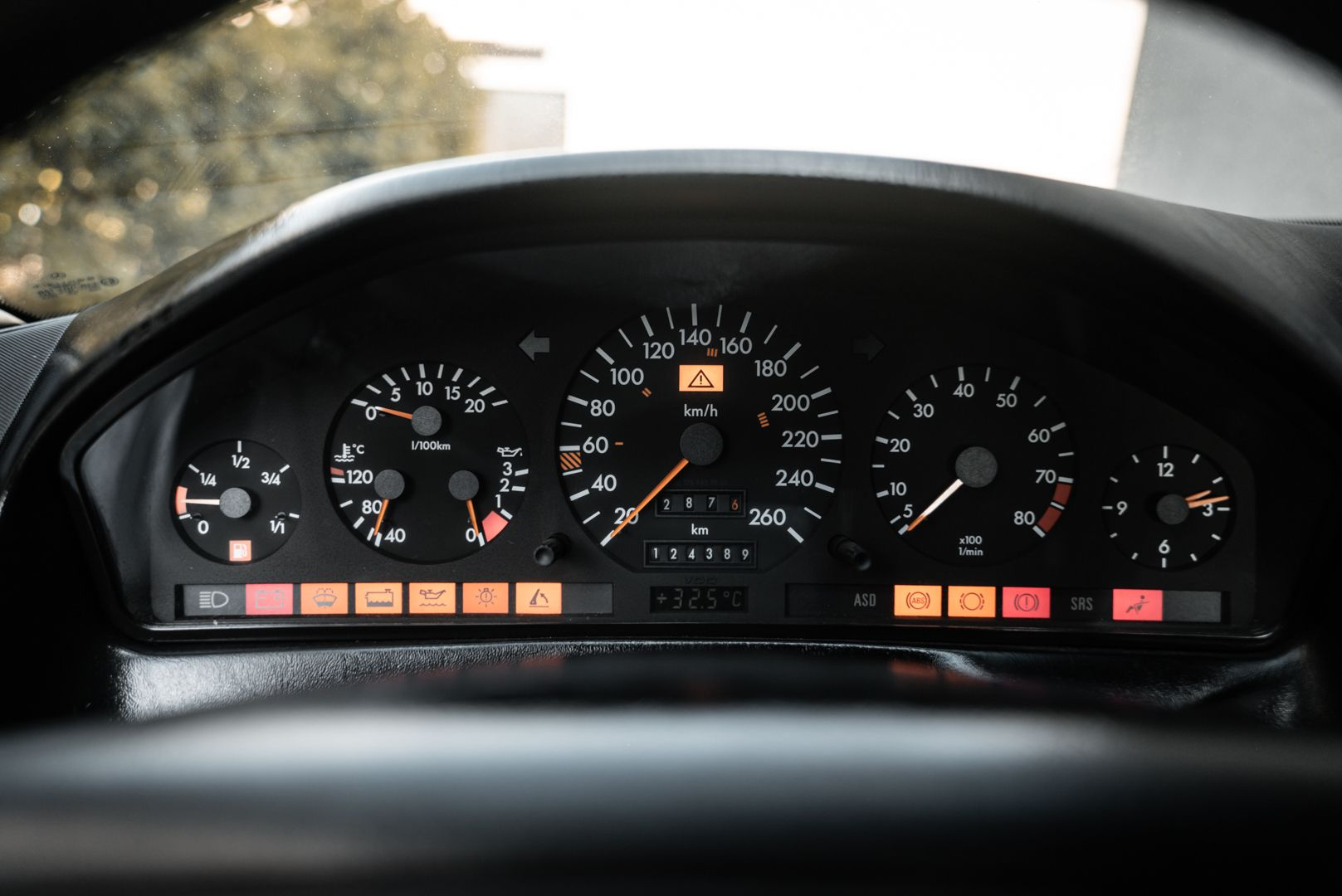 1992 Mercedes Benz 300 SL 24 V 80638