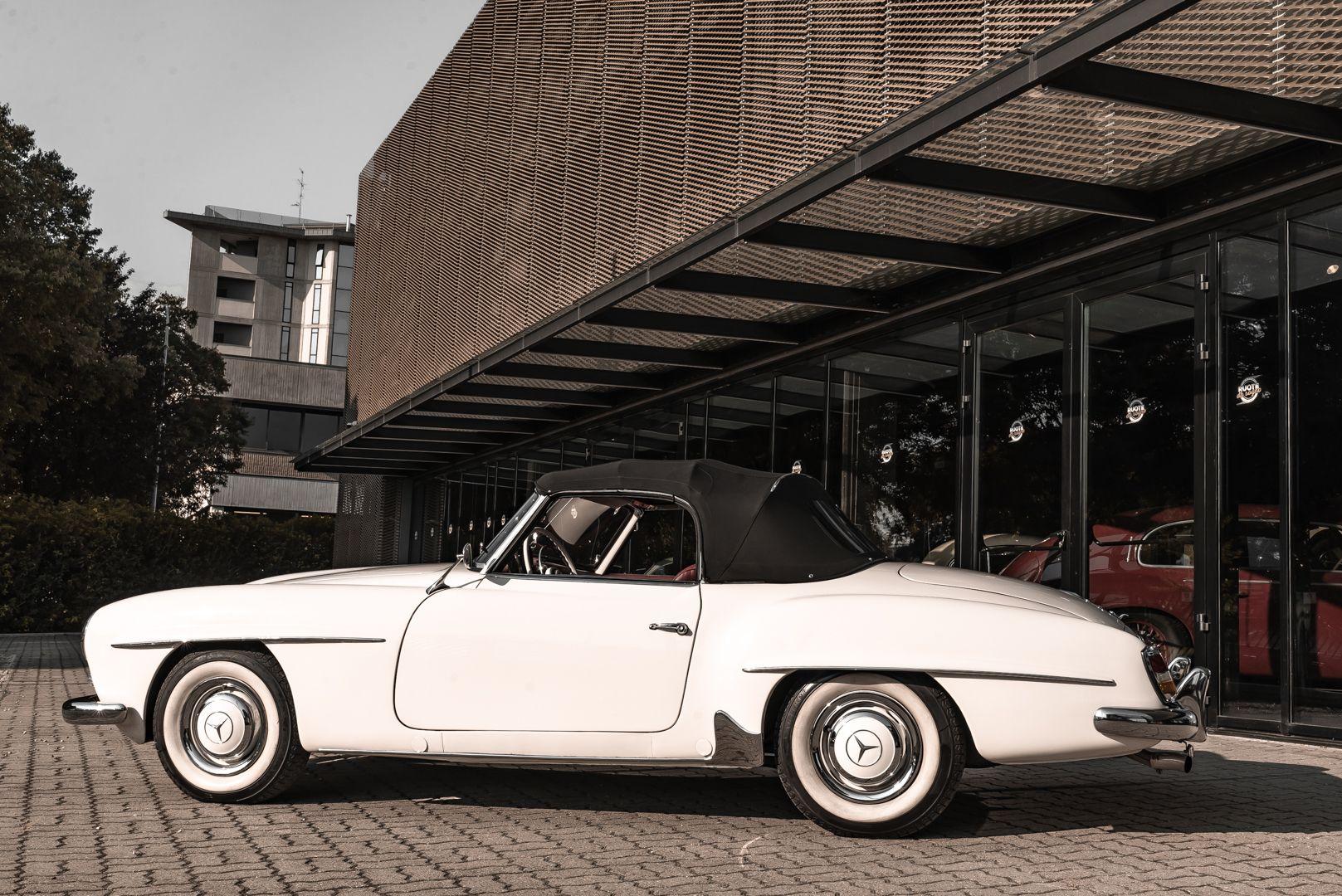 1959 Mercedes-Benz 190 SL 82284