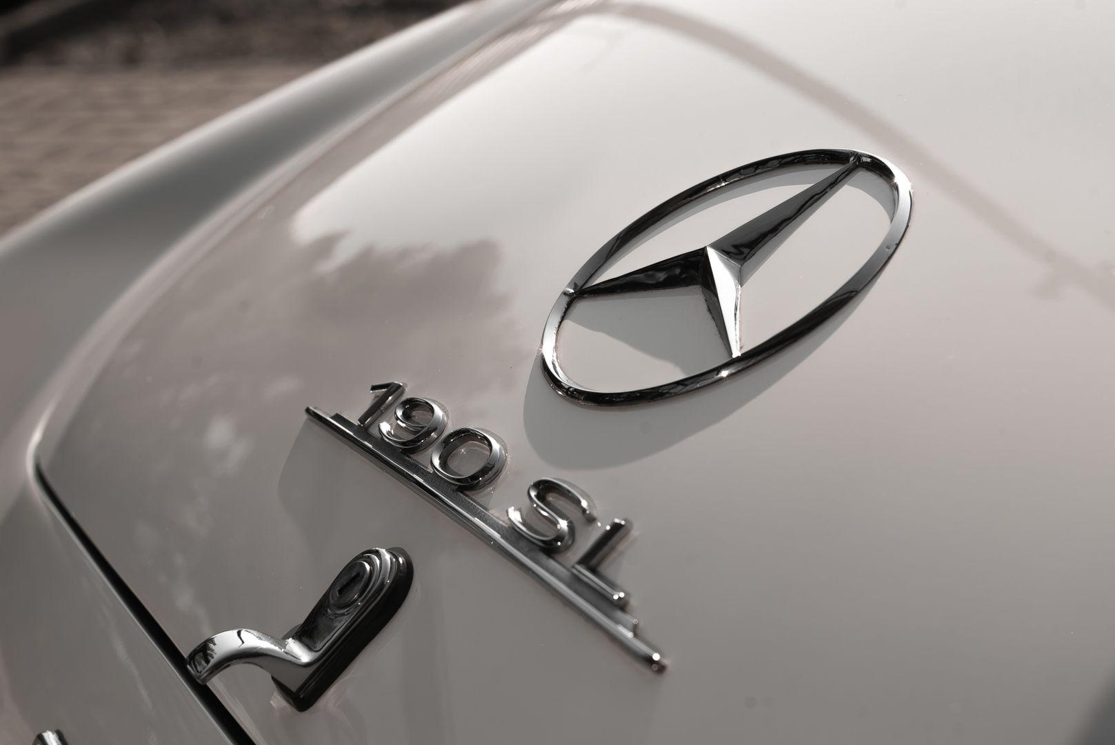 1959 Mercedes-Benz 190 SL 82299