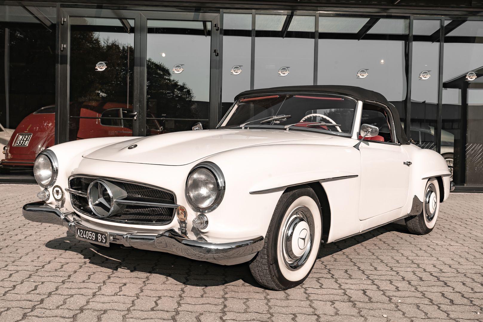 1959 Mercedes-Benz 190 SL 82286