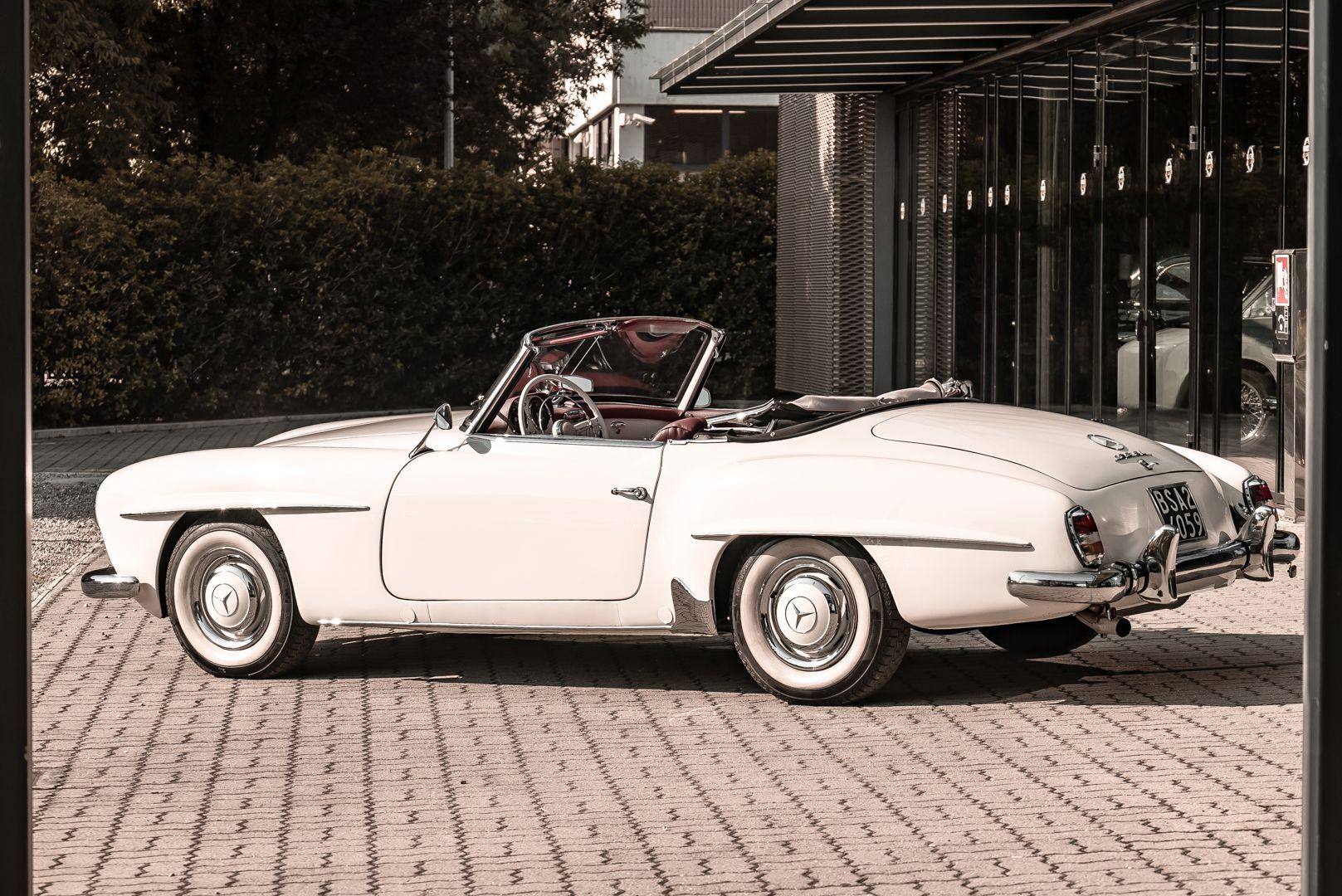1959 Mercedes-Benz 190 SL 82288