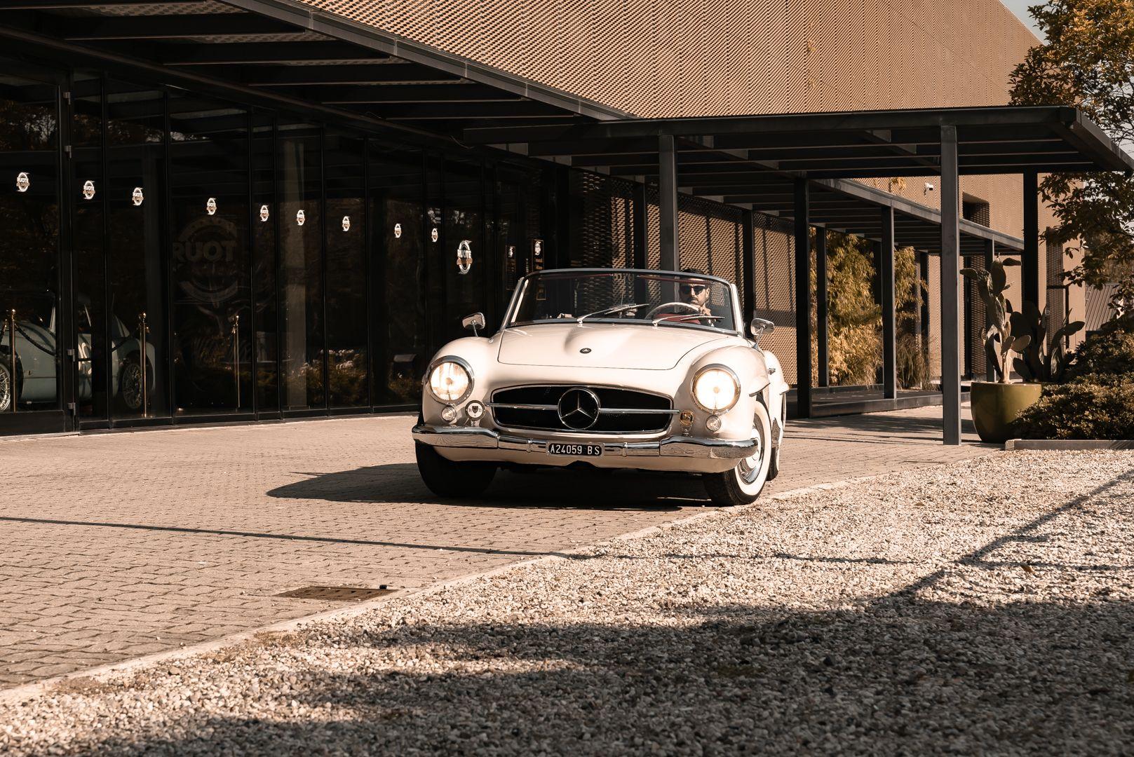 1959 Mercedes-Benz 190 SL 82292