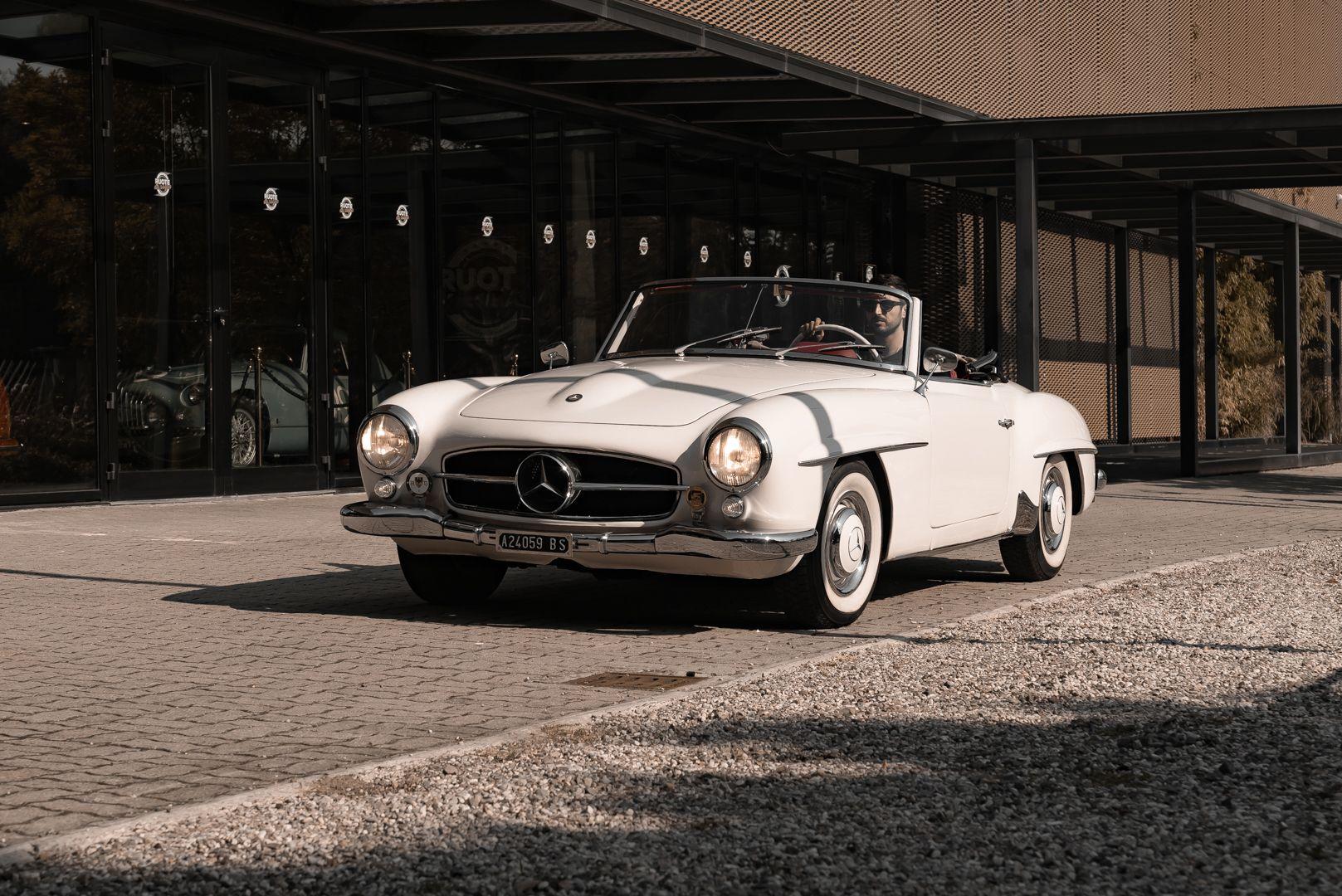 1959 Mercedes-Benz 190 SL 82293