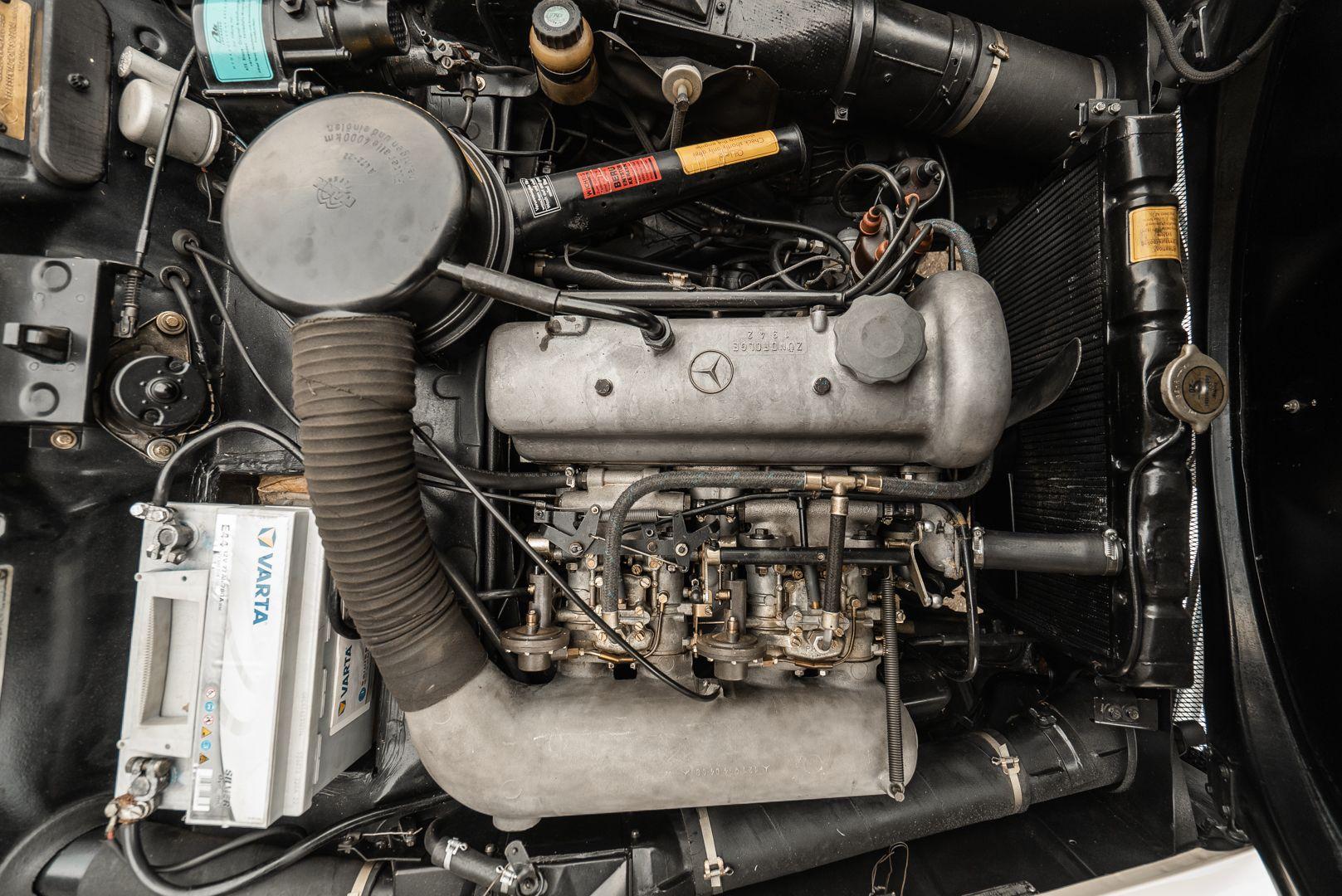 1958 Mercedes-Benz 190 SL 73911