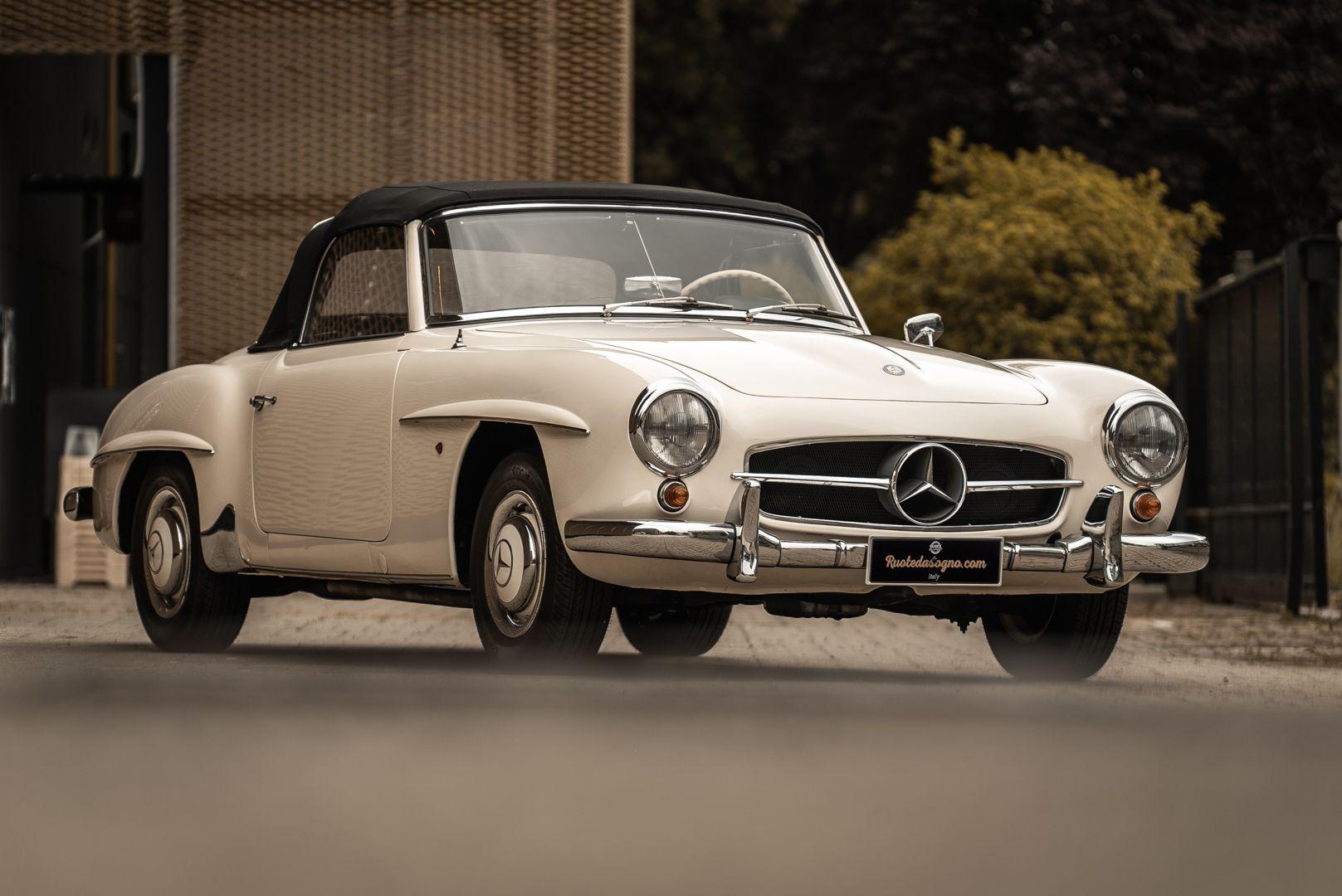 1958 Mercedes-Benz 190 SL 73816