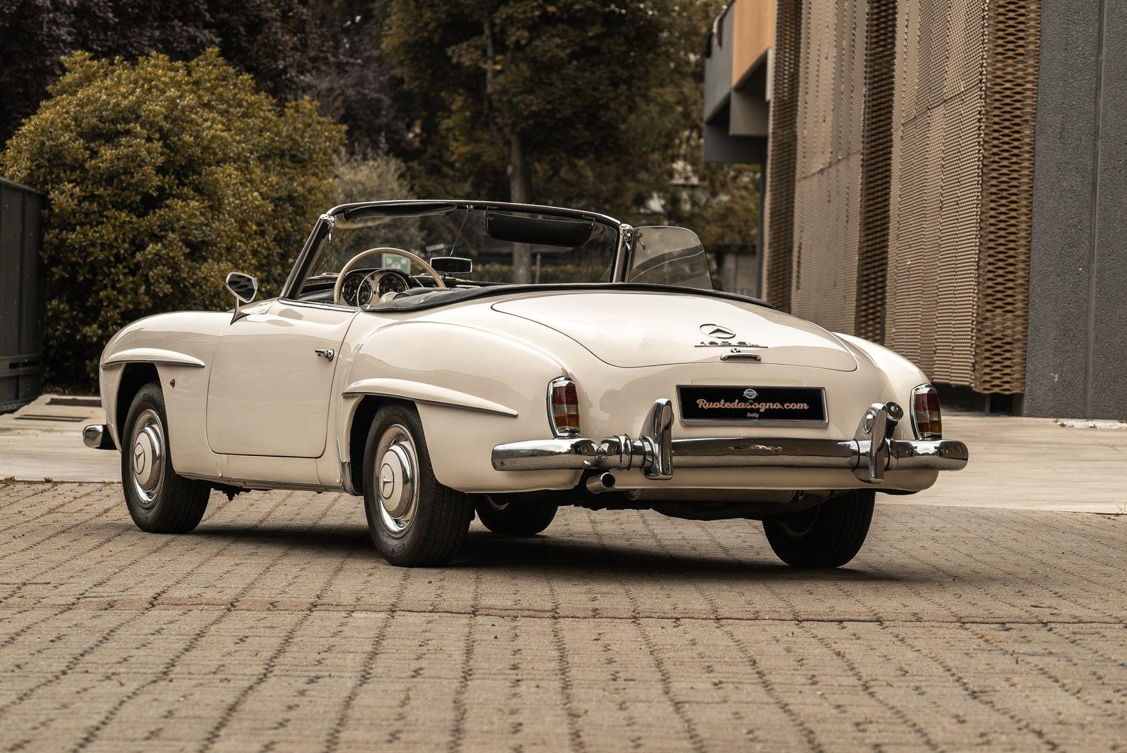 1958 Mercedes-Benz 190 SL 73819