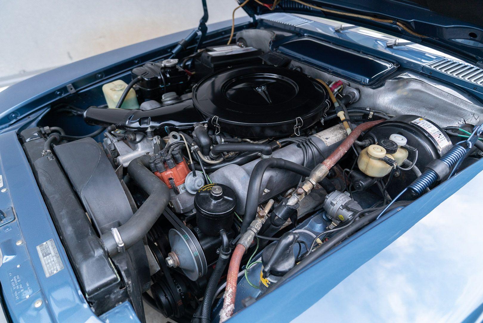 1972 Mercedes-Benz SL 350 78157