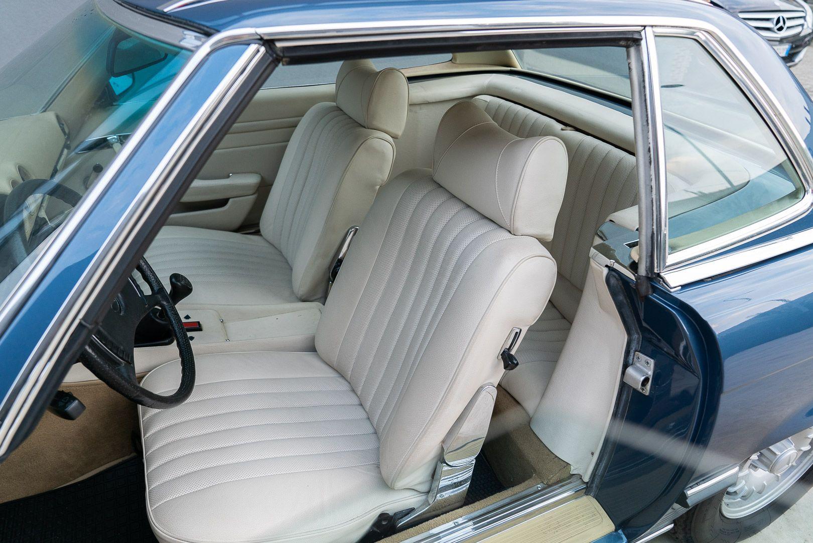 1972 Mercedes-Benz SL 350 78124