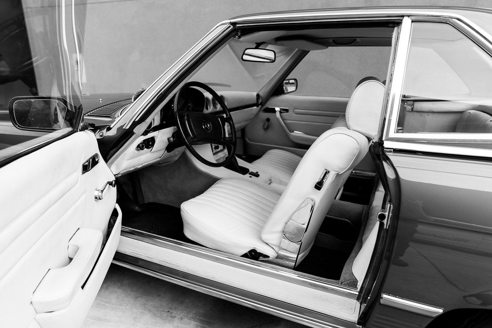 1972 Mercedes-Benz SL 350 78128