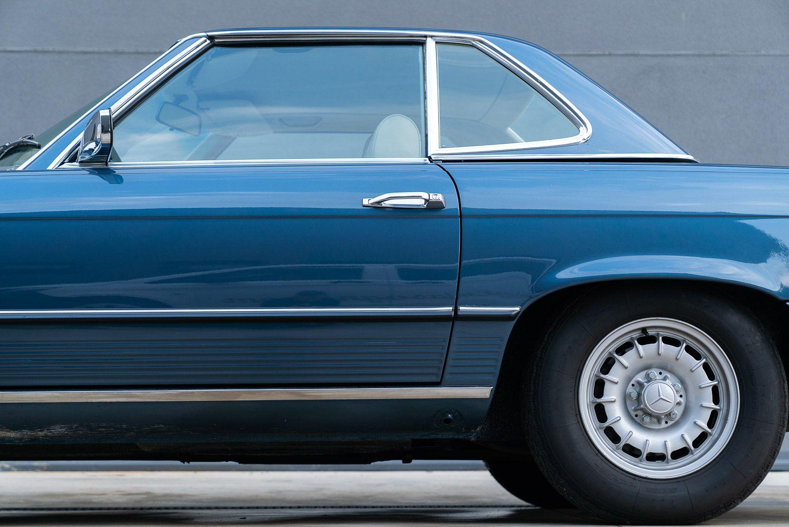 1972 Mercedes-Benz SL 350 78114