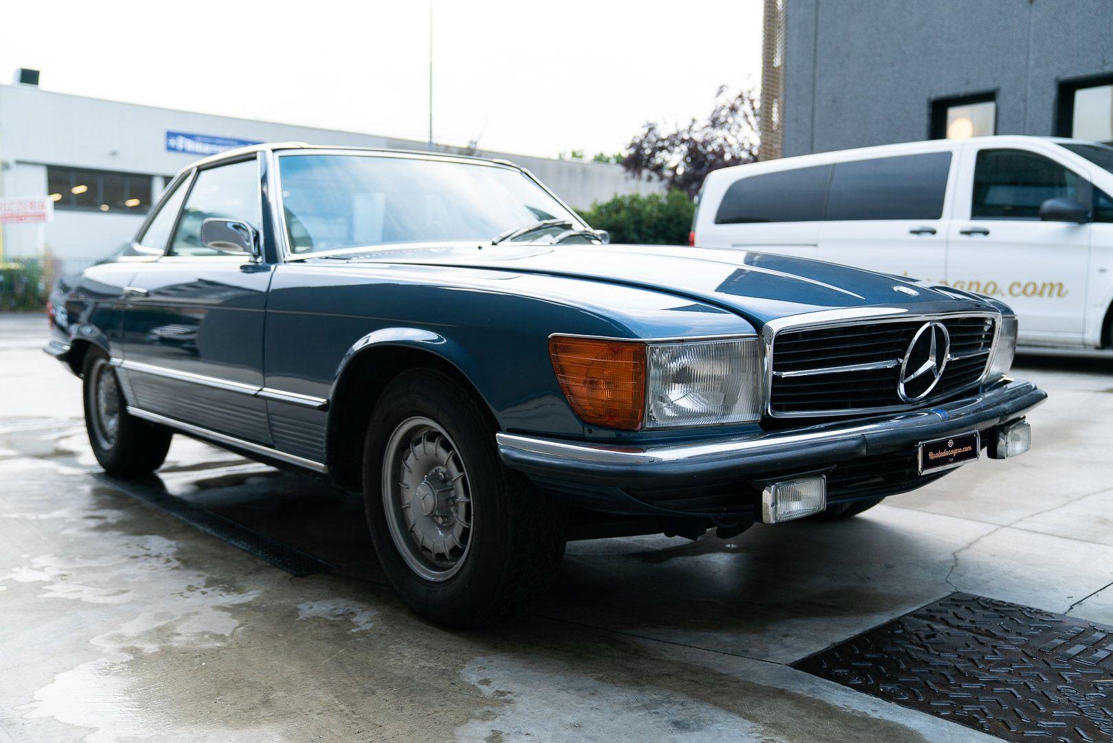 1972 Mercedes-Benz SL 350 78107