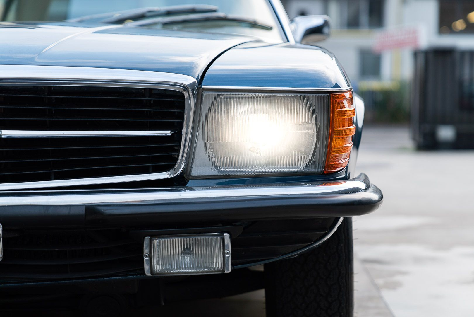 1972 Mercedes-Benz SL 350 78123