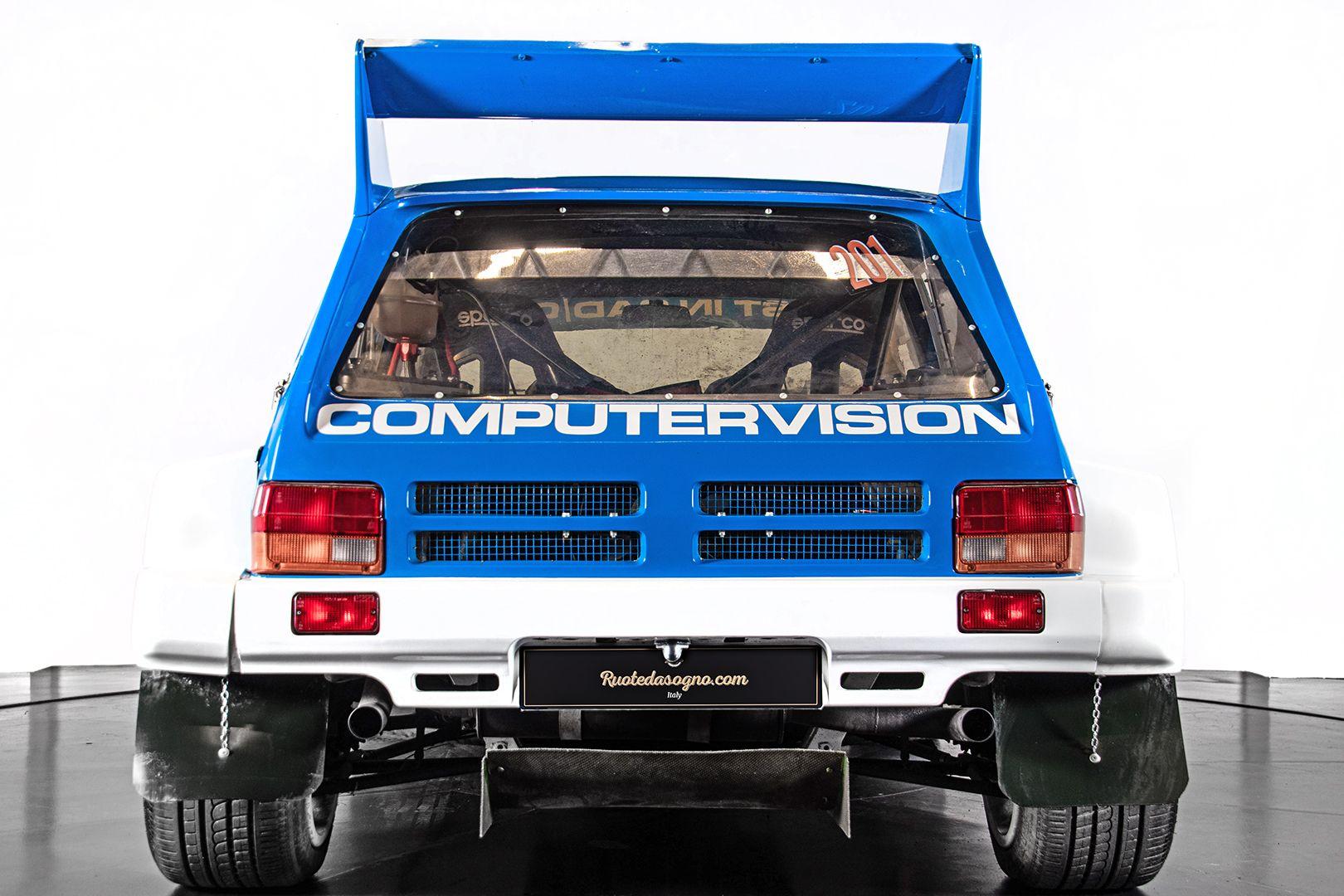 "1985 MG Metro 6R4 ""Gruppo B"" 55219"
