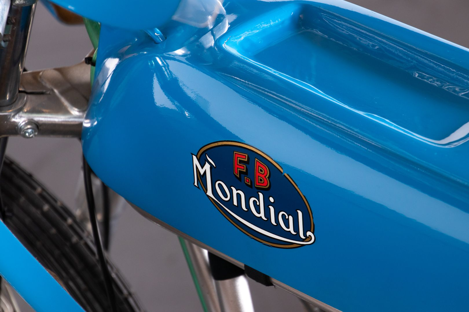 1968 MONDIAL CORSA UNICO ESEMPLARE 52054