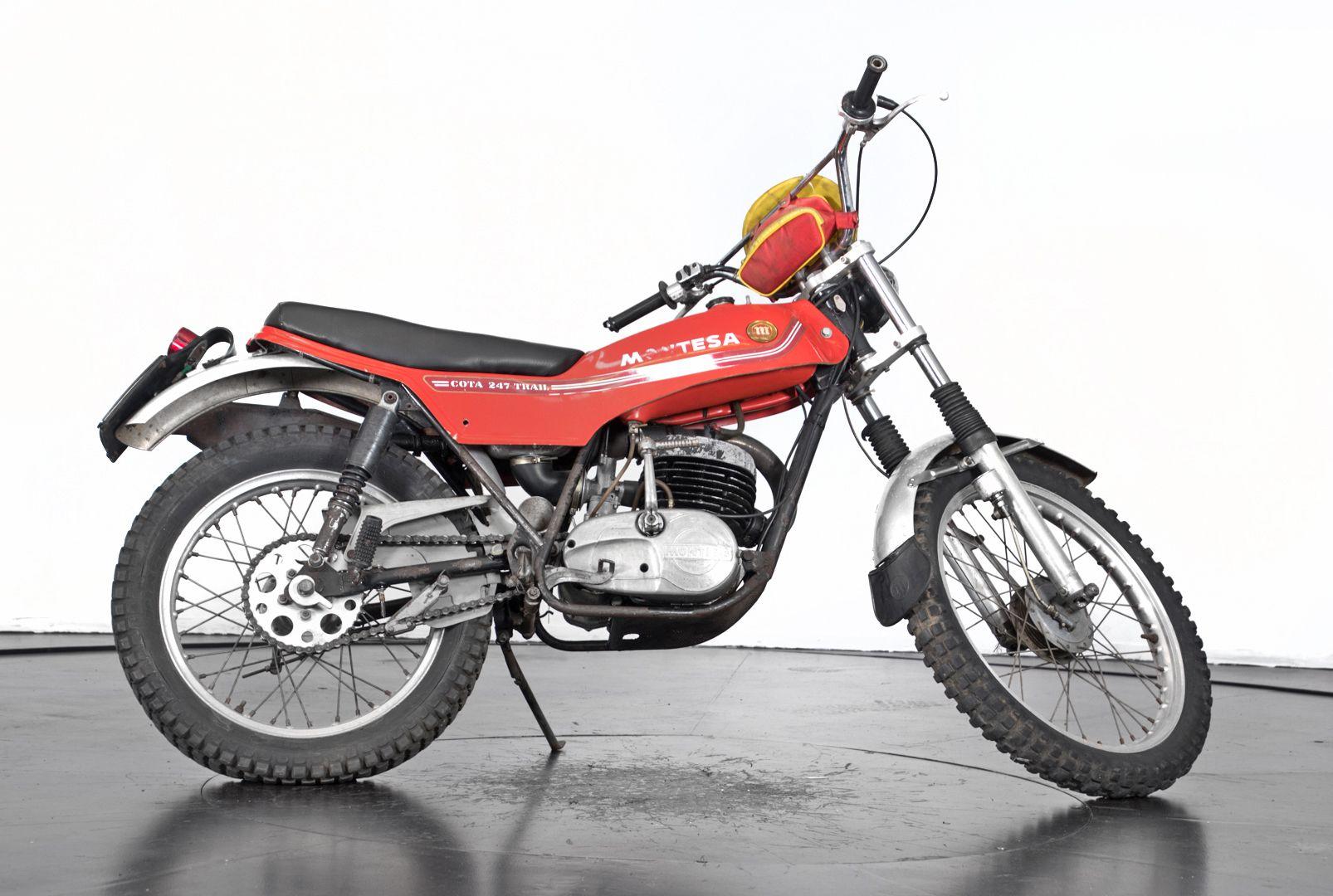 1976 Montesa cota 247t 40166