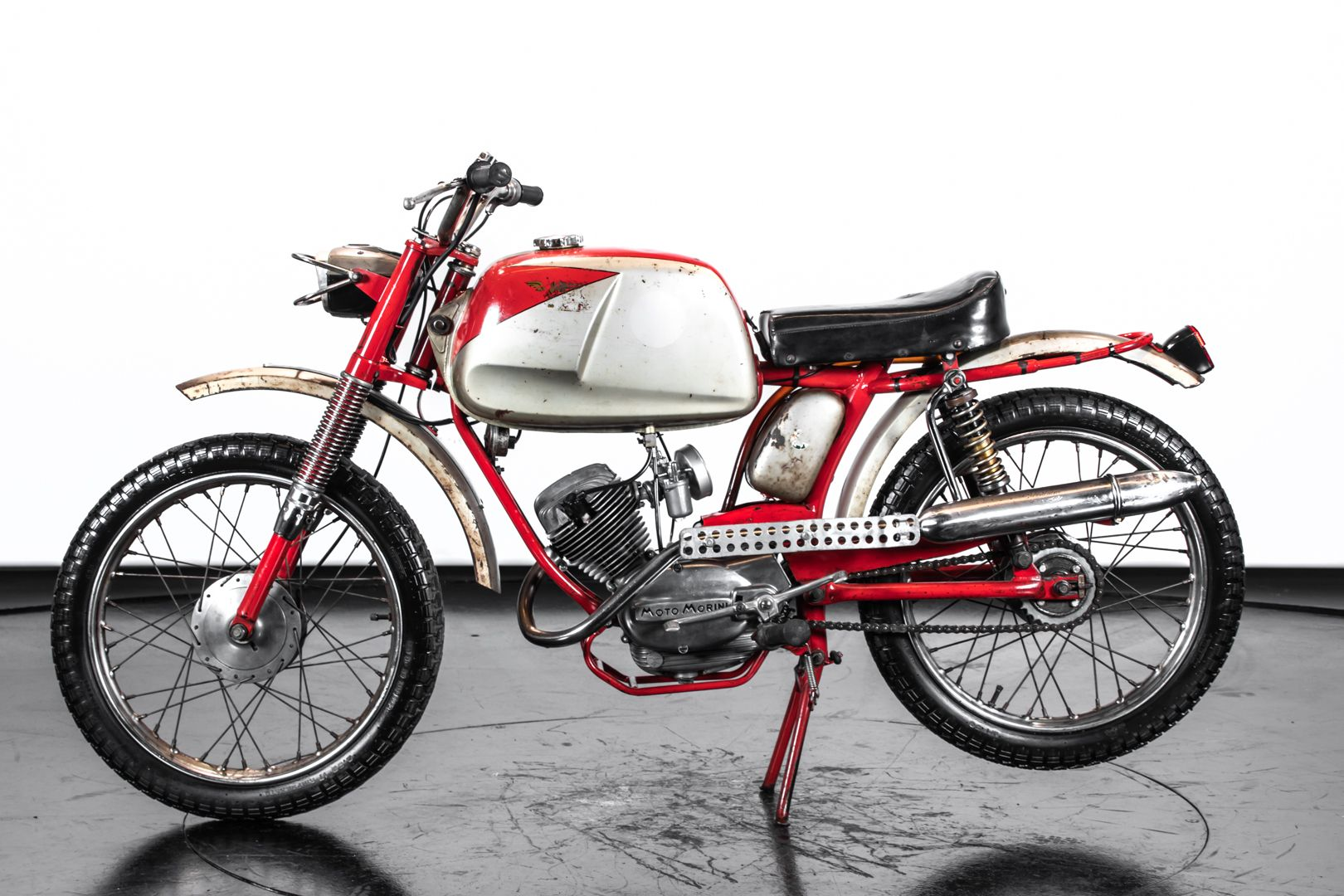 1967 Moto Morini Corsarino ZT Scrambler Tipo 1 77519