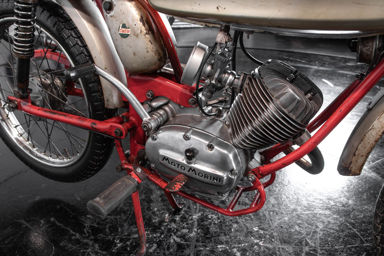 1967 Moto Morini Corsarino ZT Scrambler Tipo 1 77537