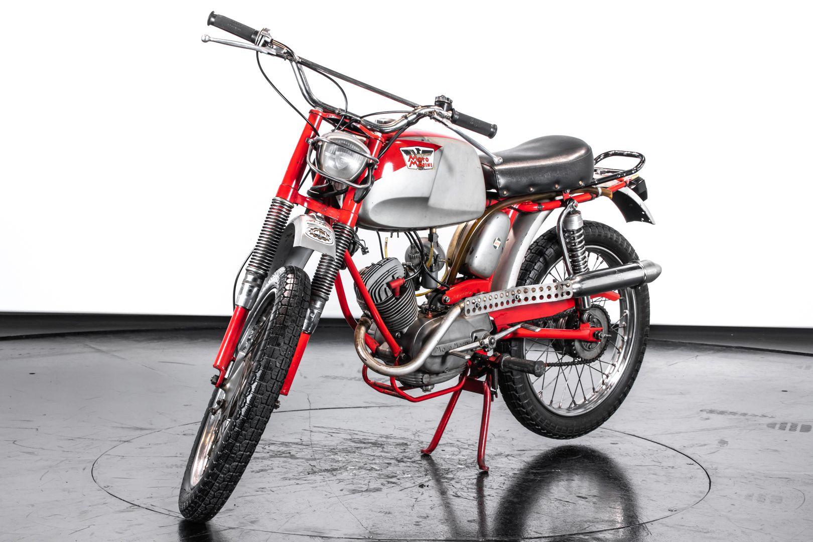 1968 Moto Morini Corsarino ZT Scrambler 2° Tipo 77693